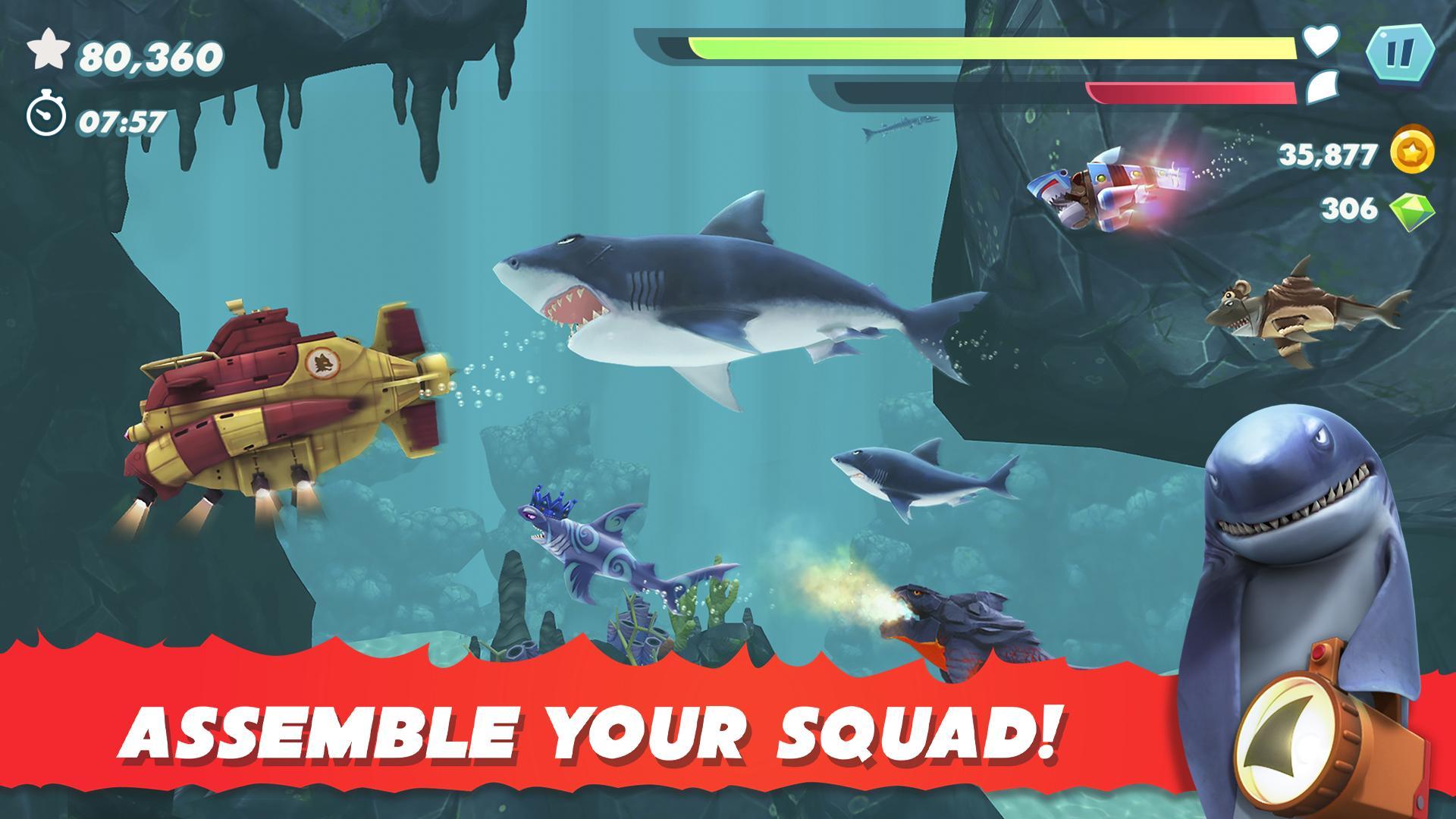 Hungry Shark Evolution 8.0.0 Screenshot 7
