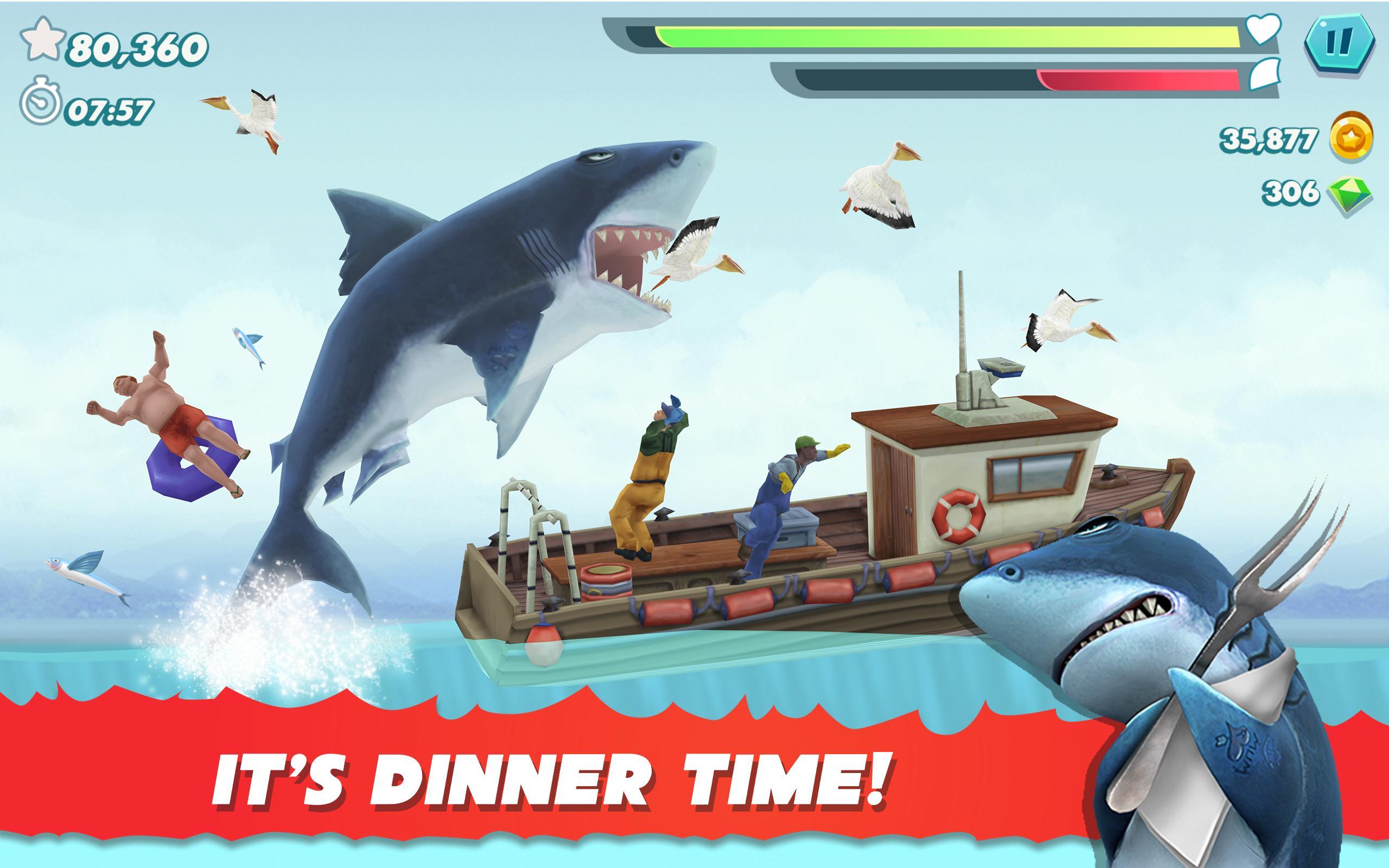 Hungry Shark Evolution 8.0.0 Screenshot 9