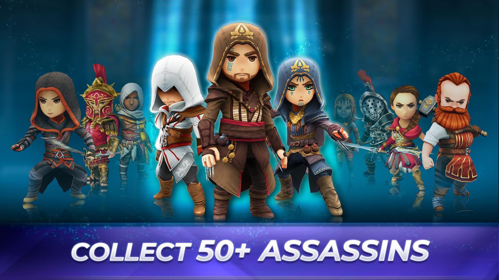Assassin's Creed Rebellion: Adventure RPG 2.7.0 Screenshot 1