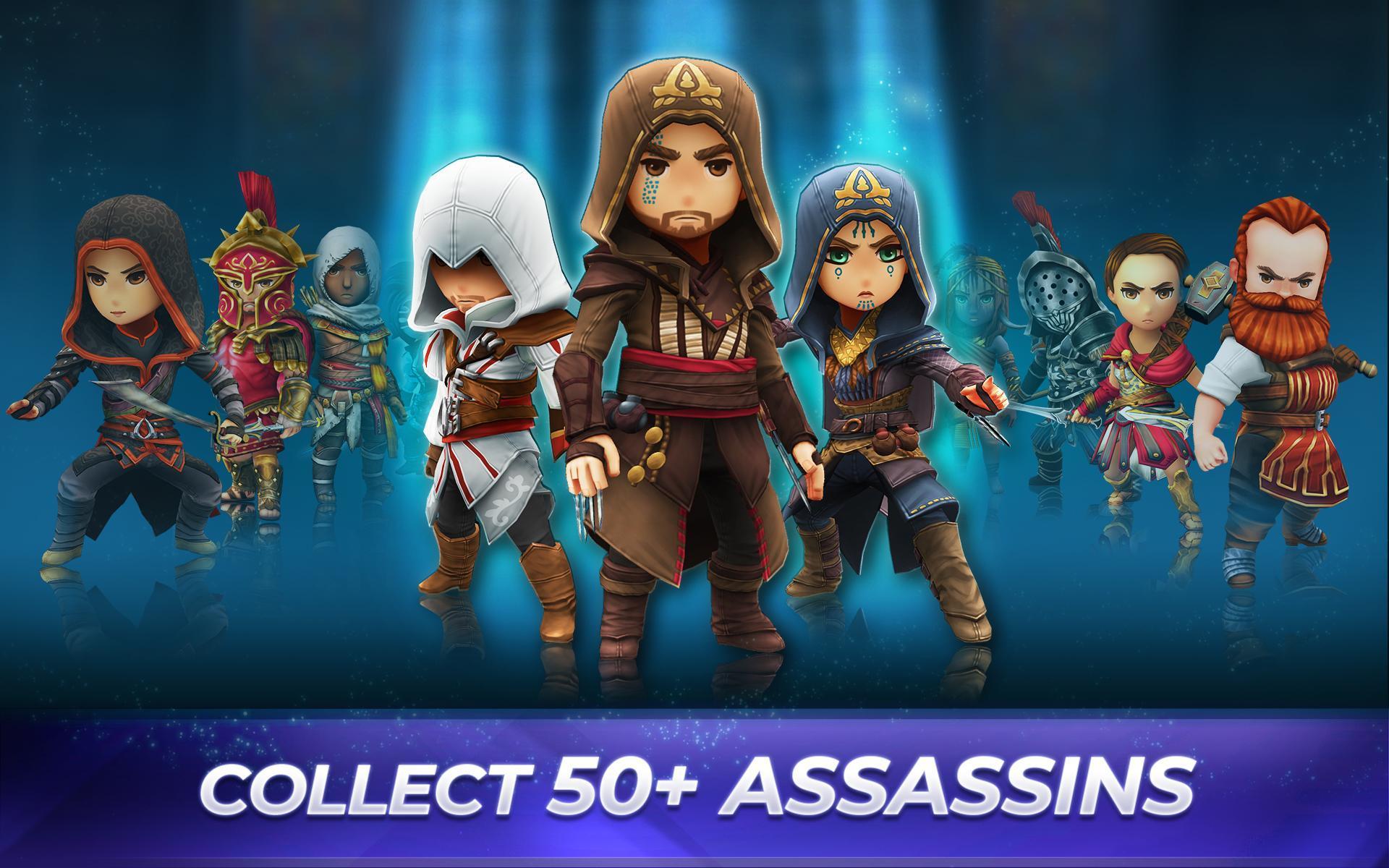 Assassin's Creed Rebellion: Adventure RPG 2.7.0 Screenshot 13