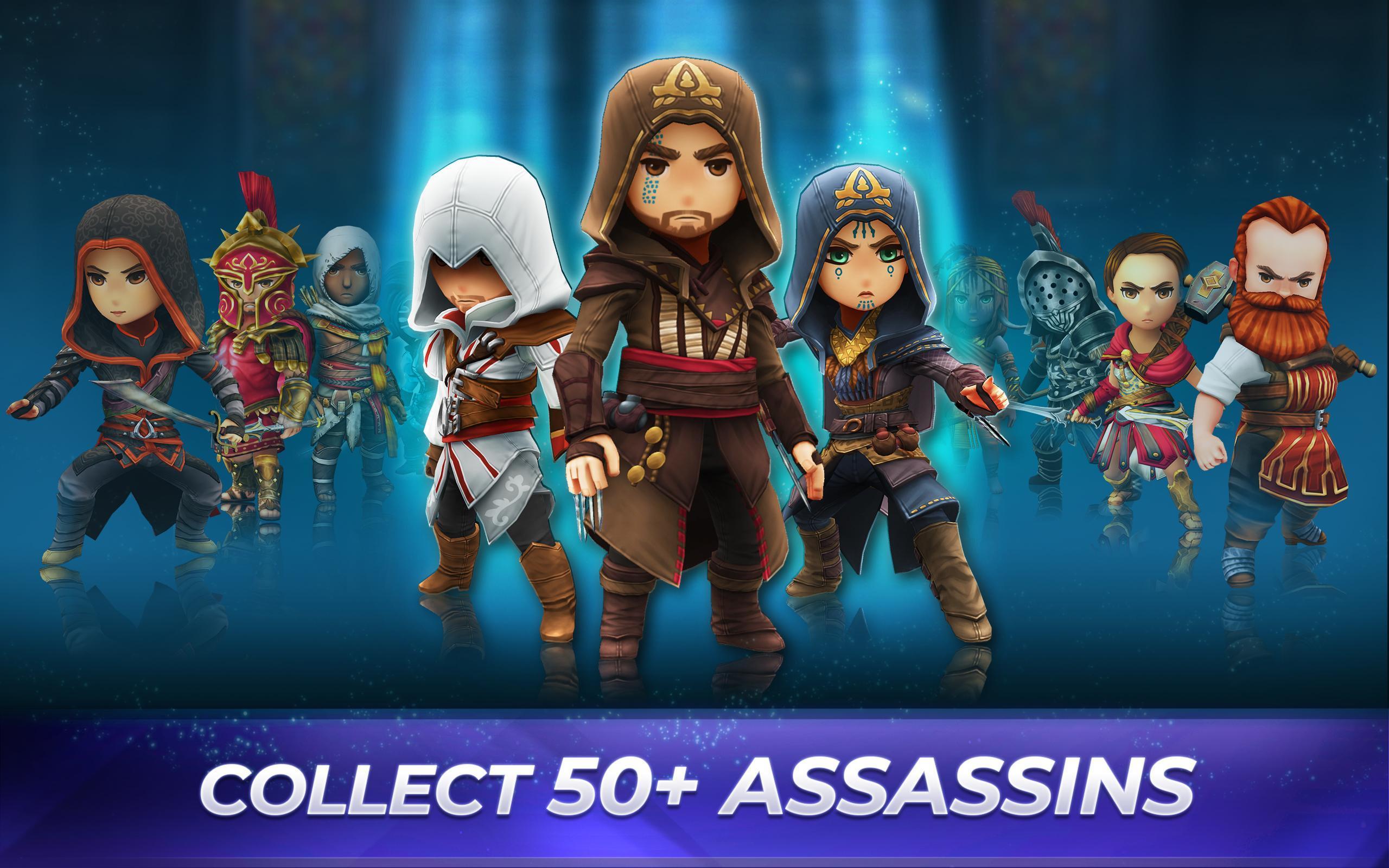Assassin's Creed Rebellion: Adventure RPG 2.7.0 Screenshot 7