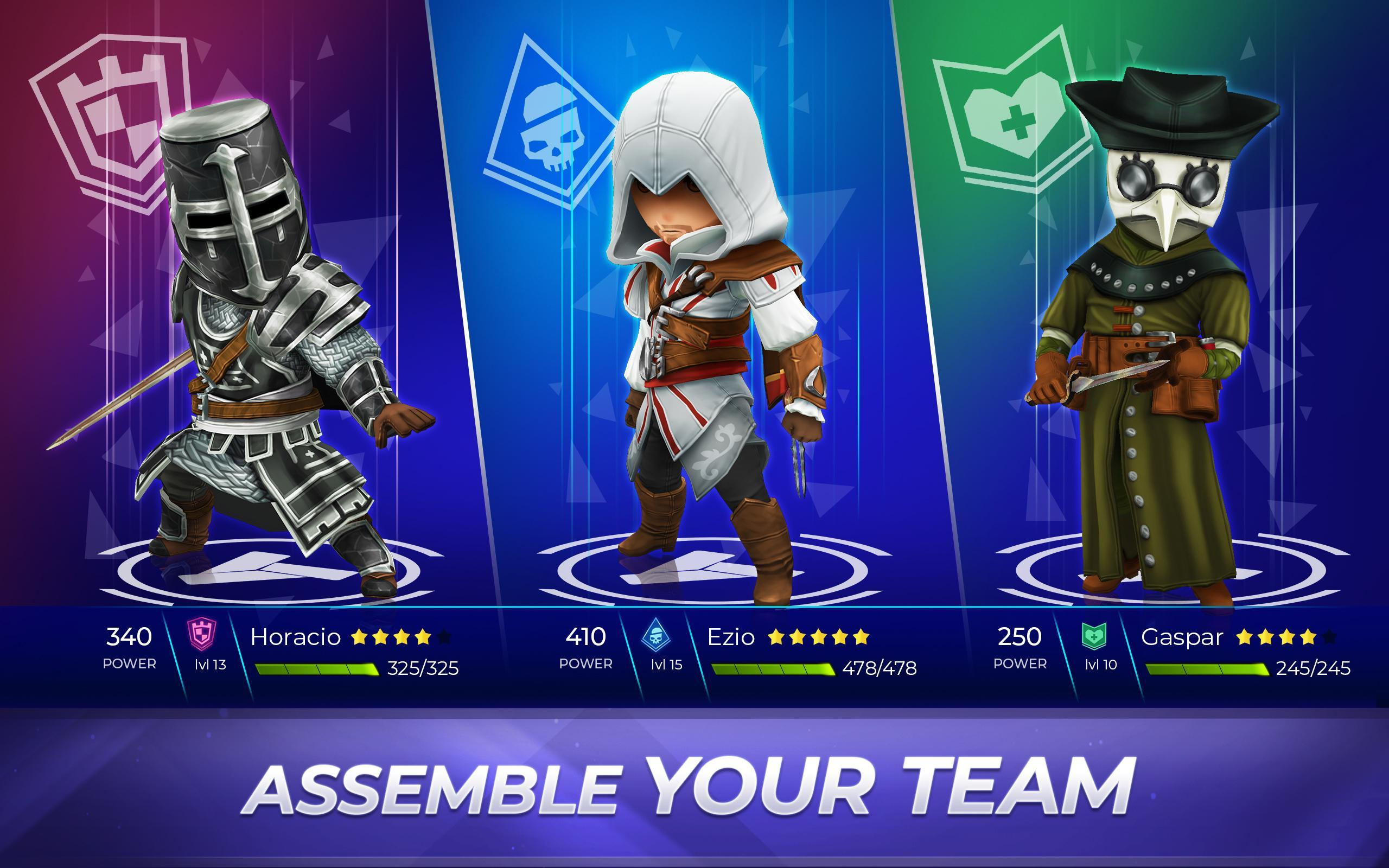 Assassin's Creed Rebellion: Adventure RPG 2.7.0 Screenshot 8