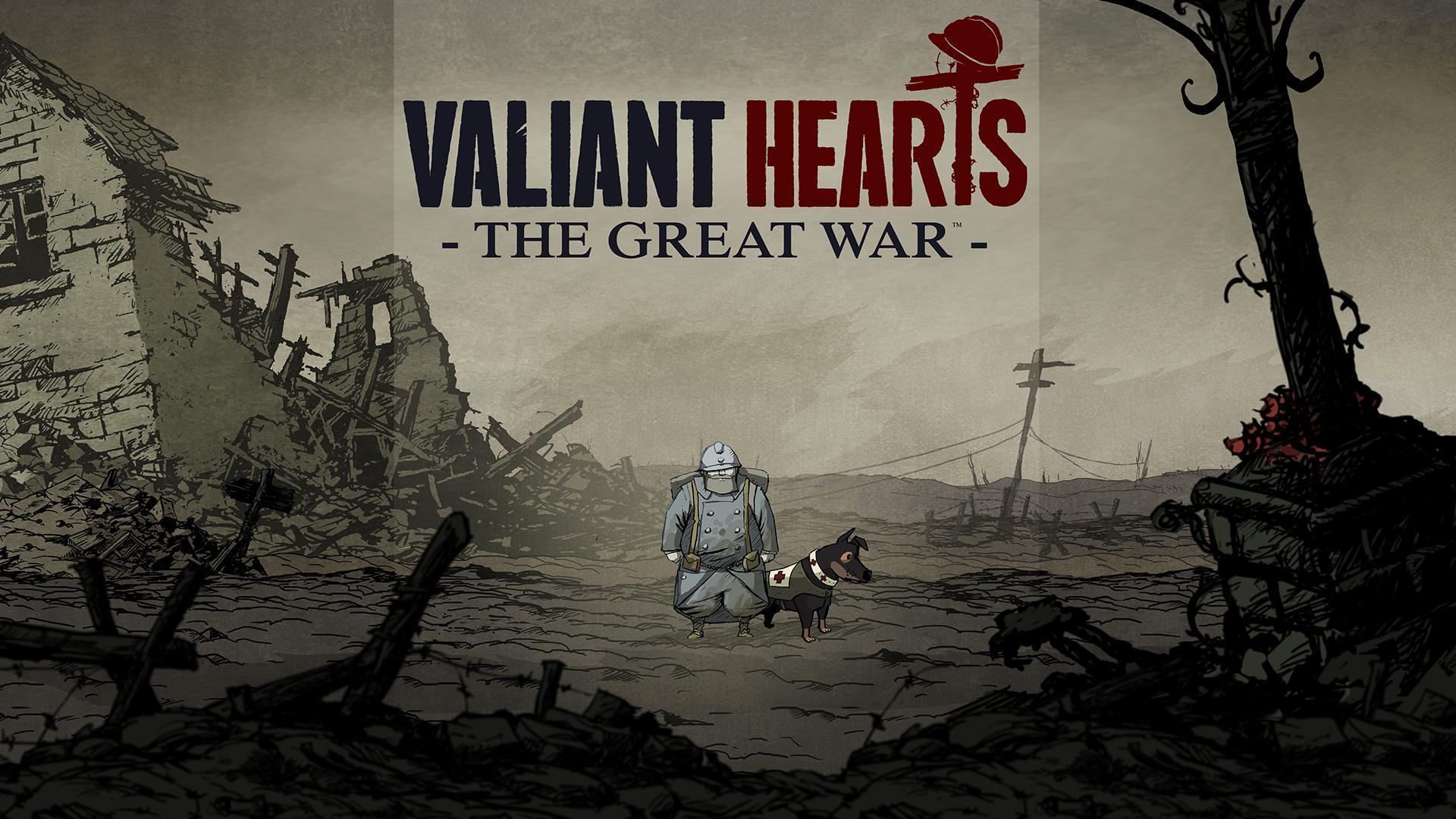 Valiant Hearts The Great War 1.0.1 Screenshot 1
