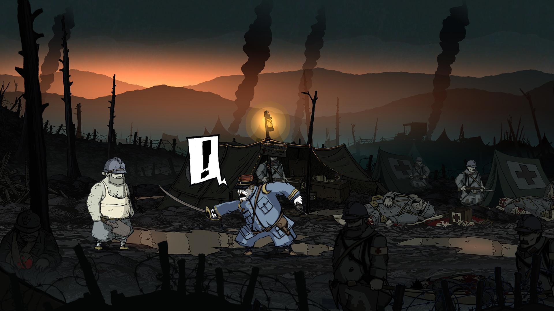 Valiant Hearts The Great War 1.0.1 Screenshot 21