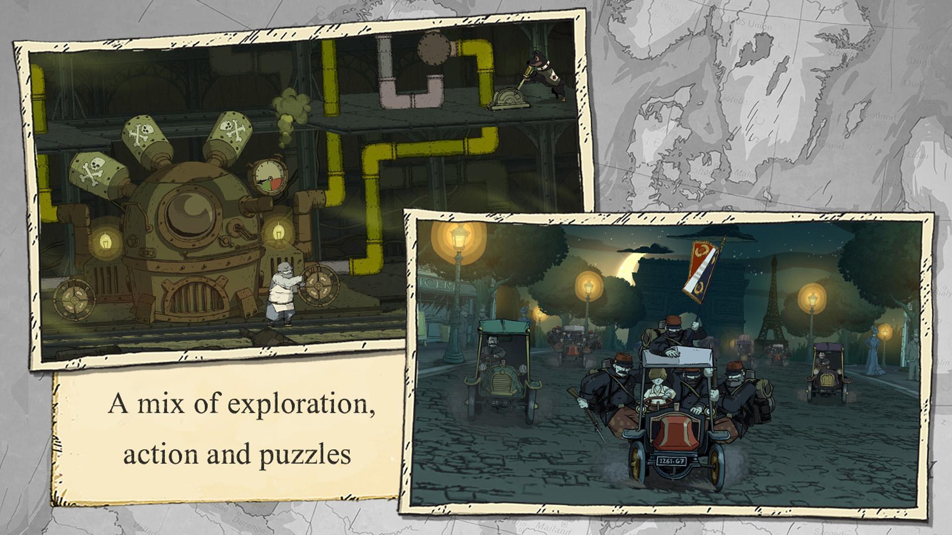 Valiant Hearts The Great War 1.0.1 Screenshot 4