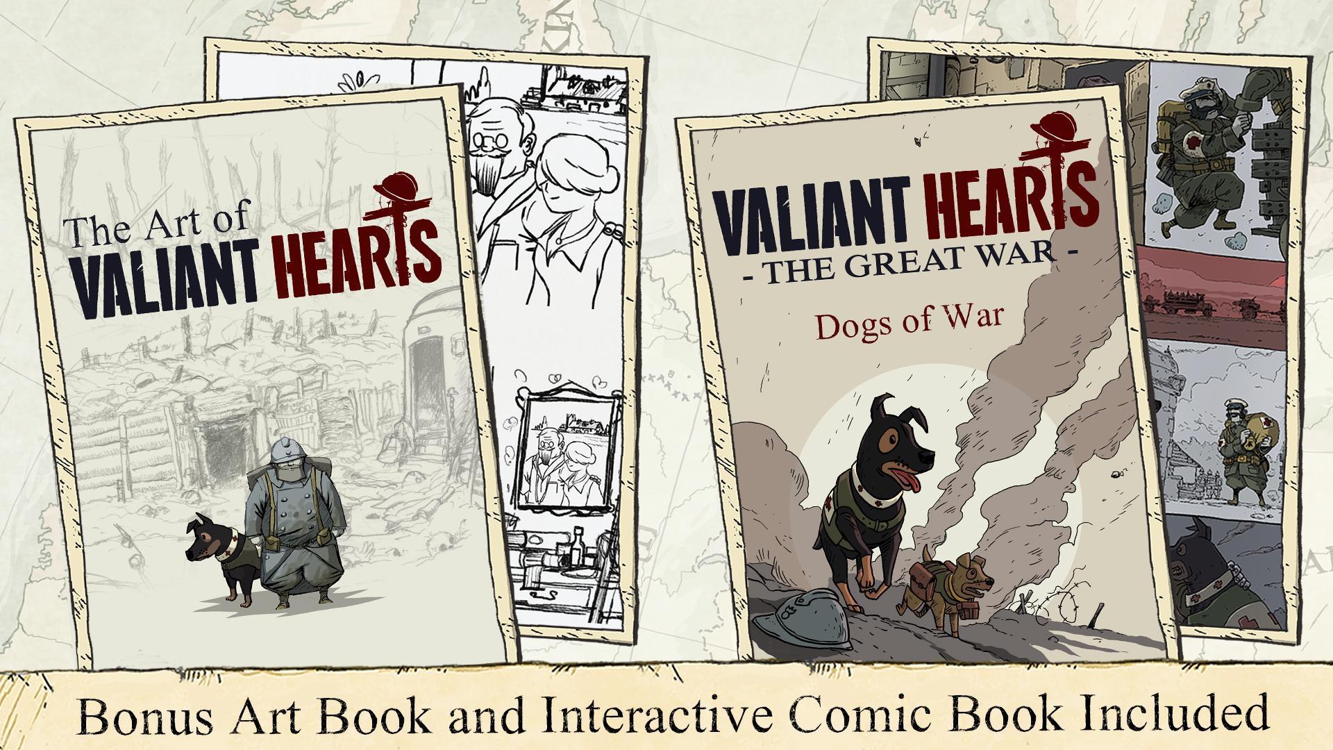 Valiant Hearts The Great War 1.0.1 Screenshot 6