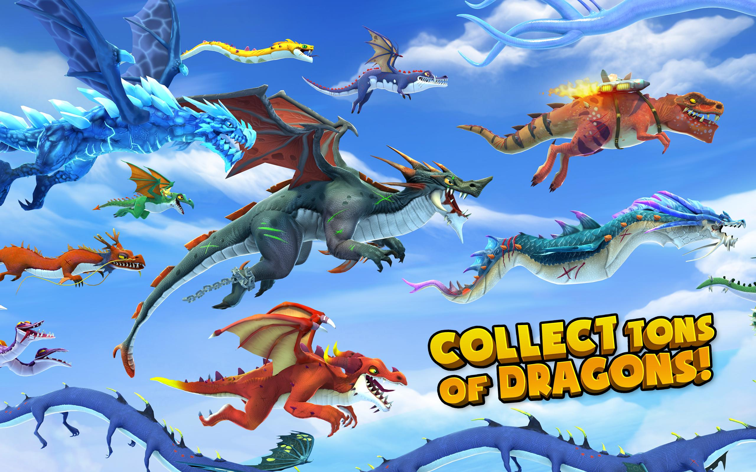 Hungry Dragon™ 2.10 Screenshot 10