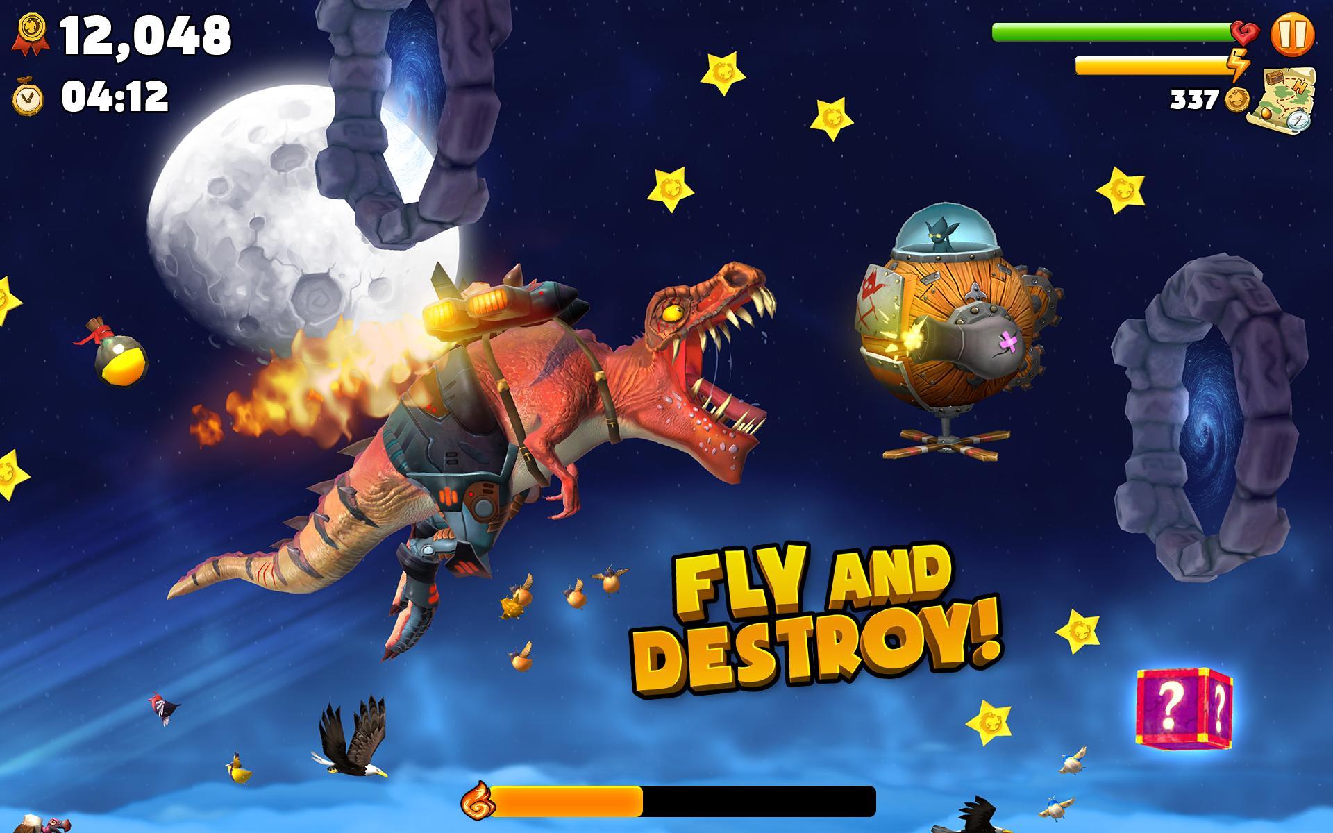 Hungry Dragon™ 2.10 Screenshot 18