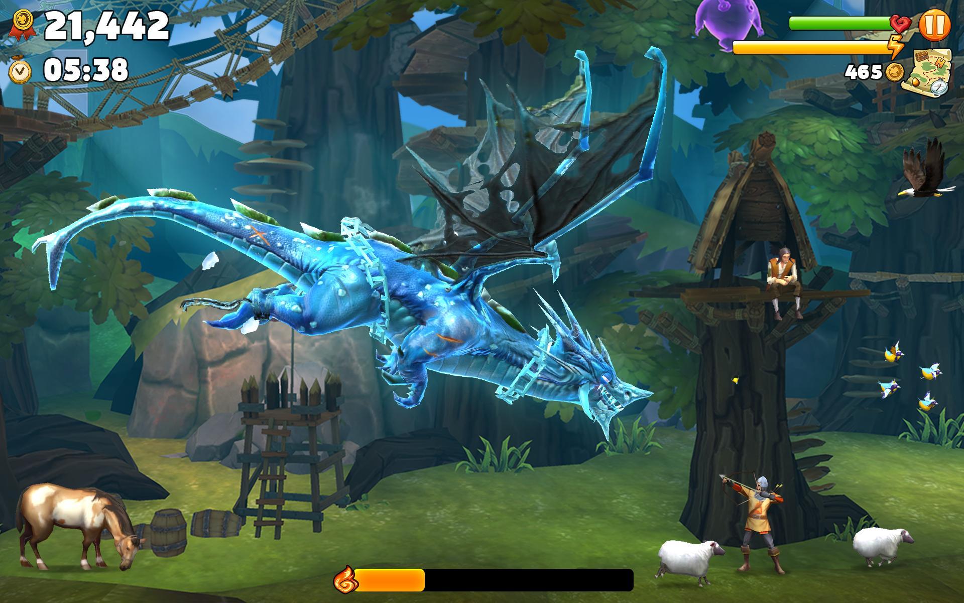 Hungry Dragon™ 2.10 Screenshot 21