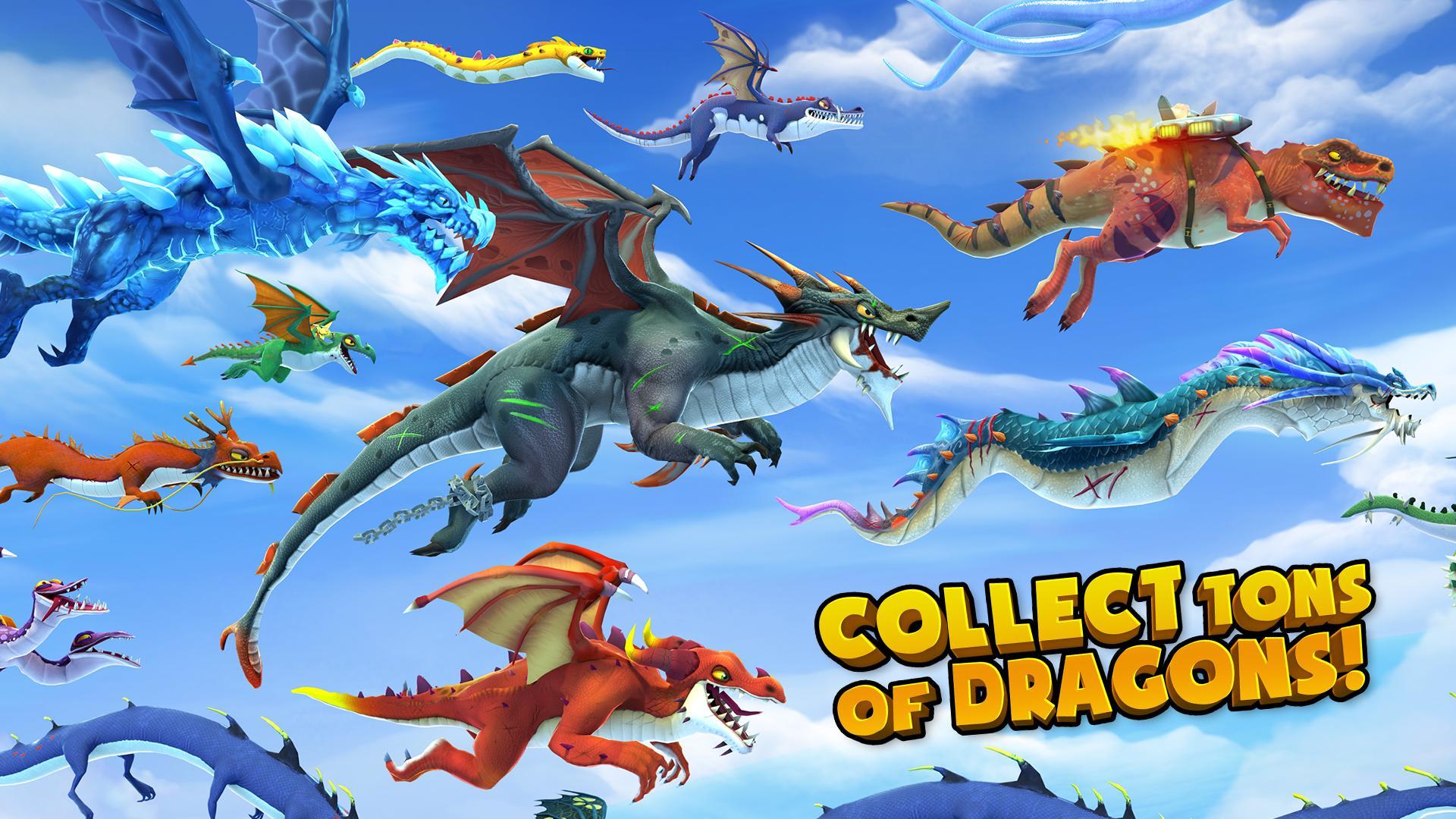 Hungry Dragon™ 2.10 Screenshot 3