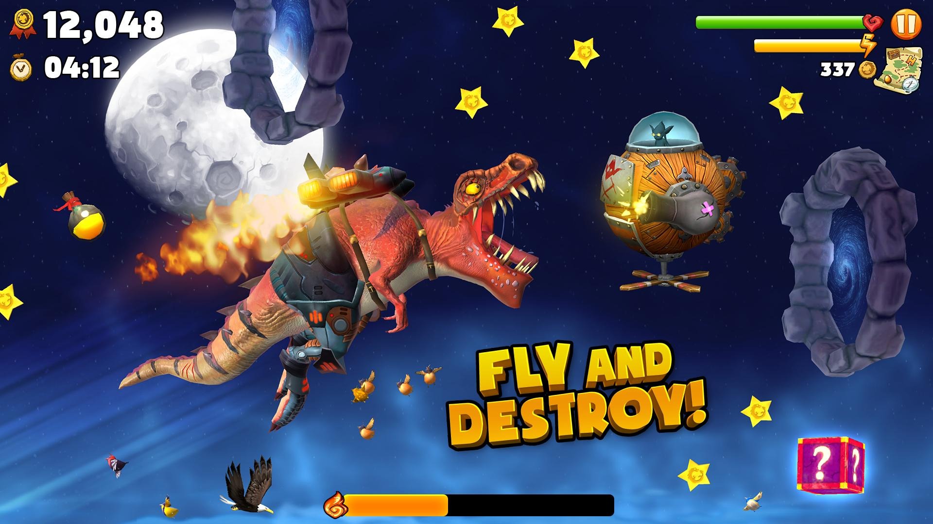 Hungry Dragon™ 2.10 Screenshot 4