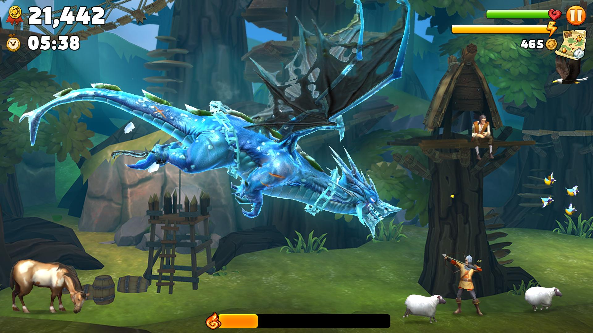 Hungry Dragon™ 2.10 Screenshot 7