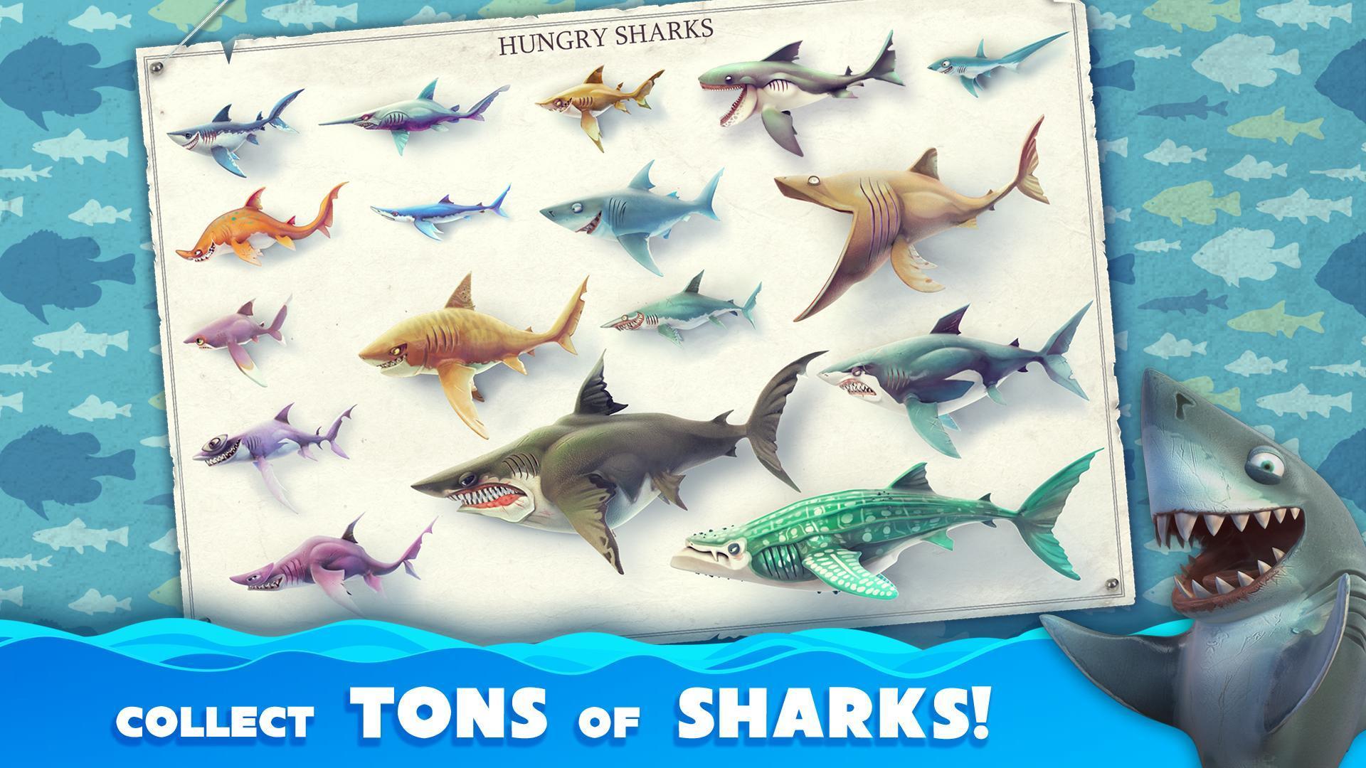 Hungry Shark World 3.7.0 Screenshot 1