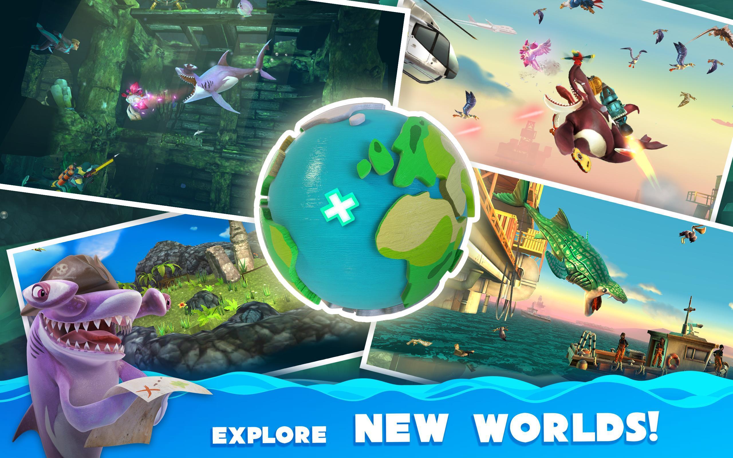 Hungry Shark World 3.7.0 Screenshot 15