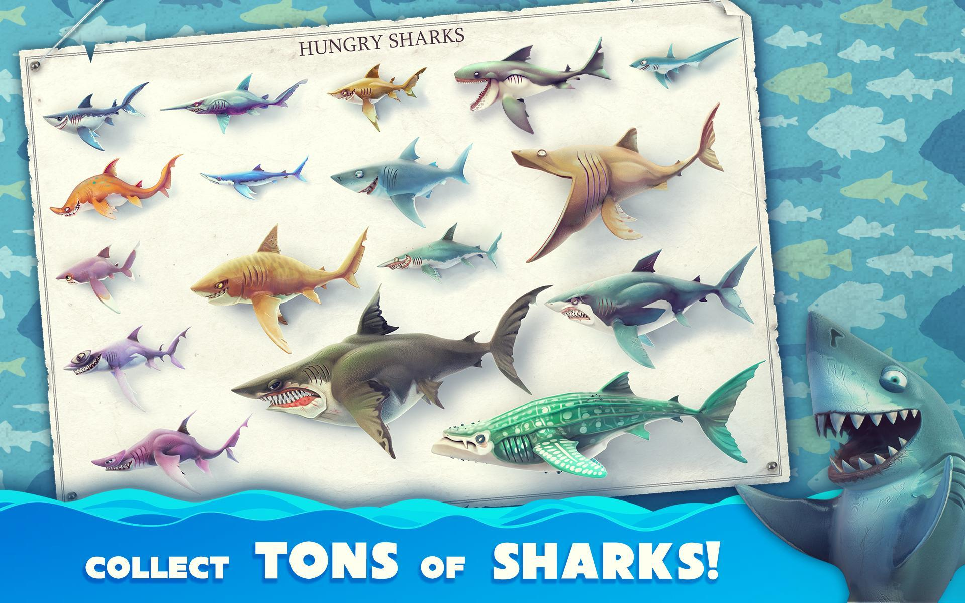 Hungry Shark World 3.7.0 Screenshot 17