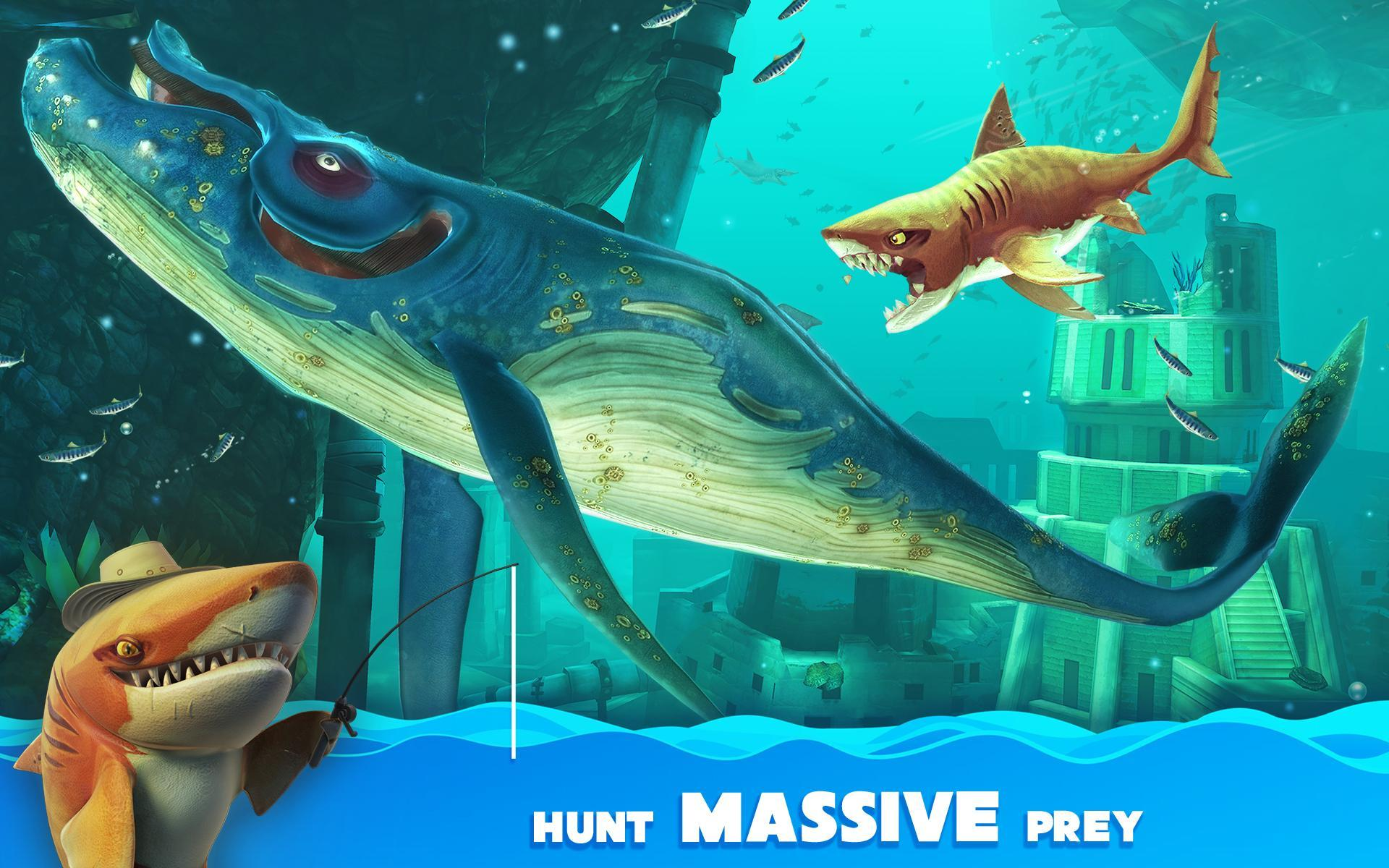 Hungry Shark World 3.7.0 Screenshot 20