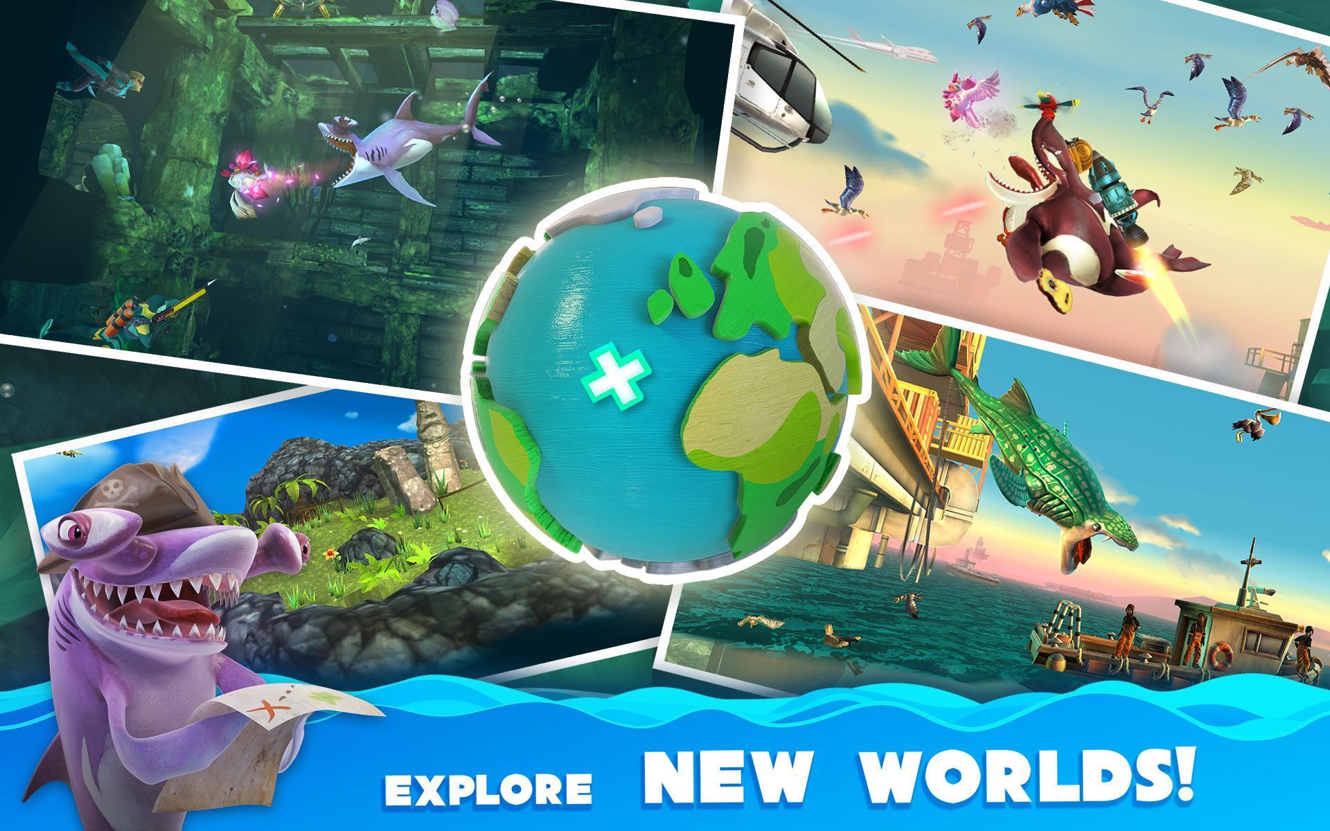 Hungry Shark World 3.7.0 Screenshot 23