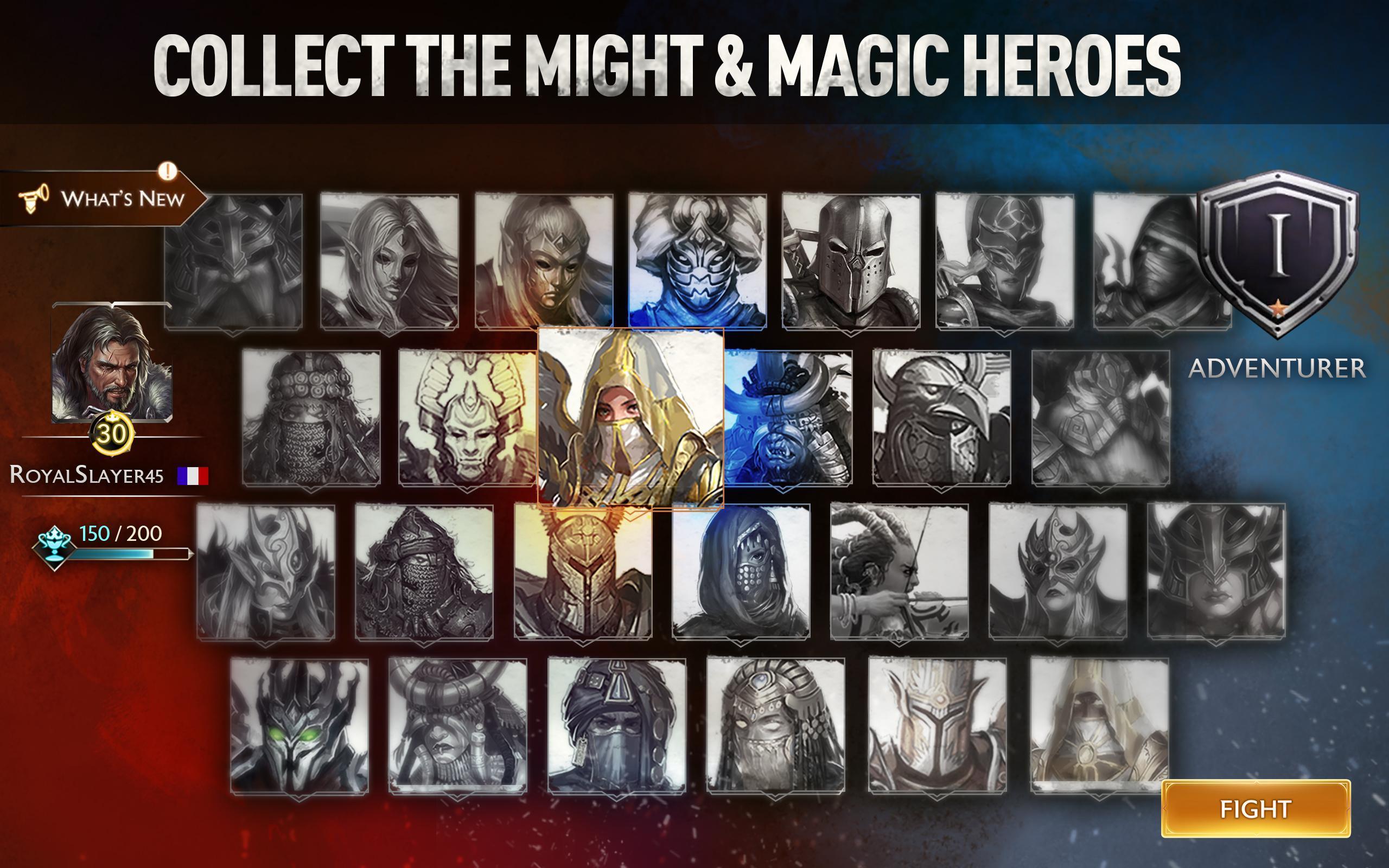 Might & Magic: Chess Royale 1.4.1 Screenshot 10
