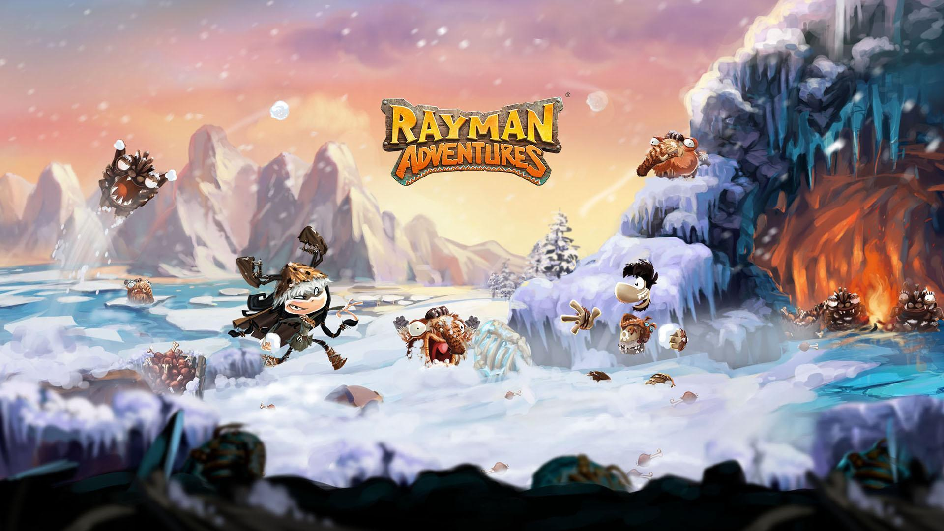 Rayman Adventures 3.9.1c Screenshot 1