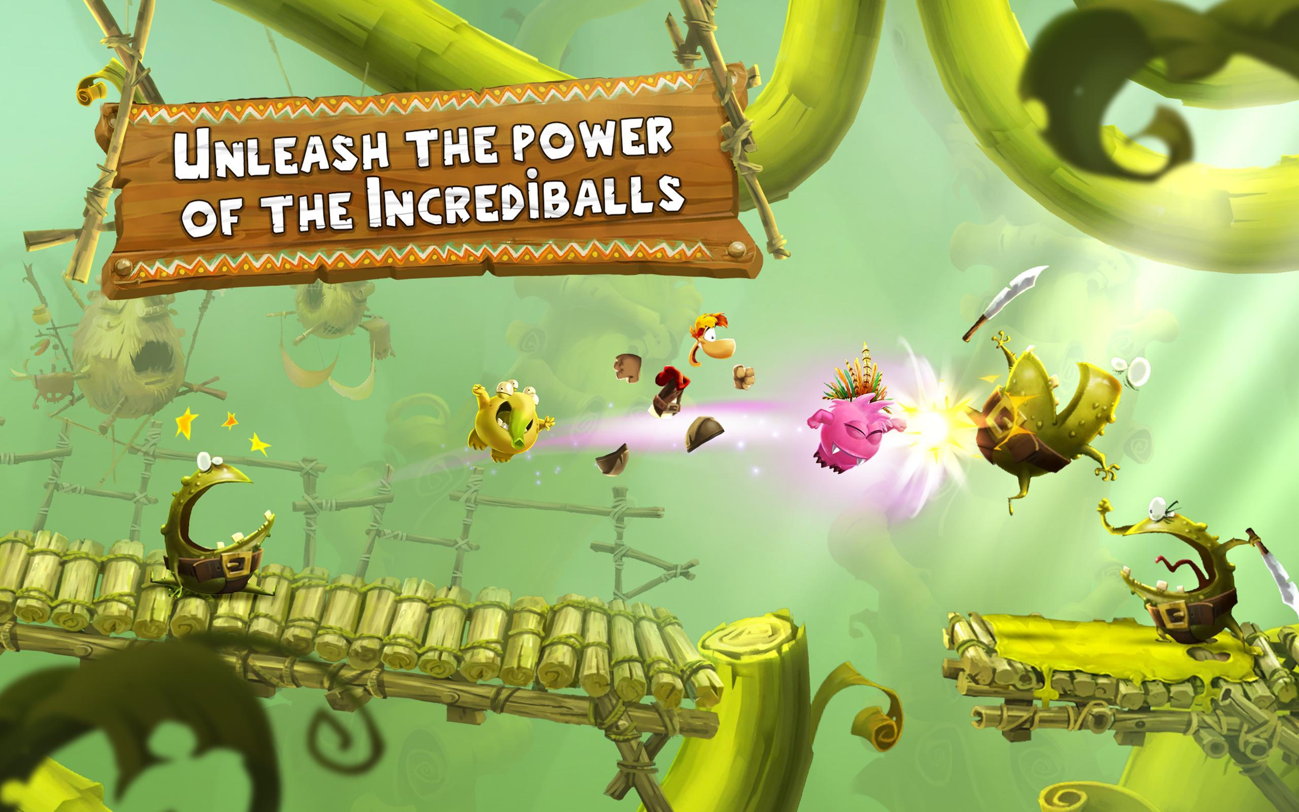 Rayman Adventures 3.9.1c Screenshot 11