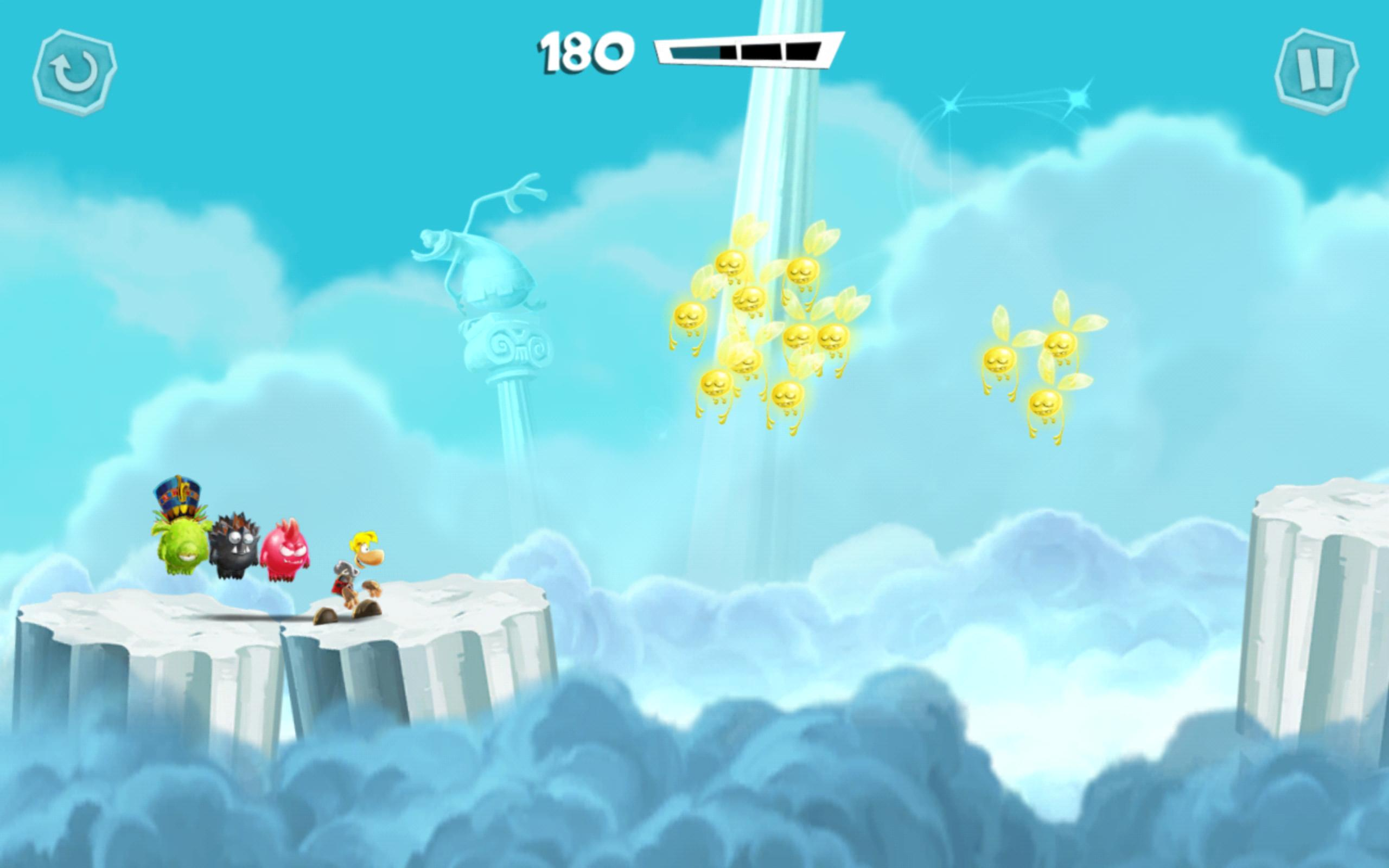 Rayman Adventures 3.9.1c Screenshot 13