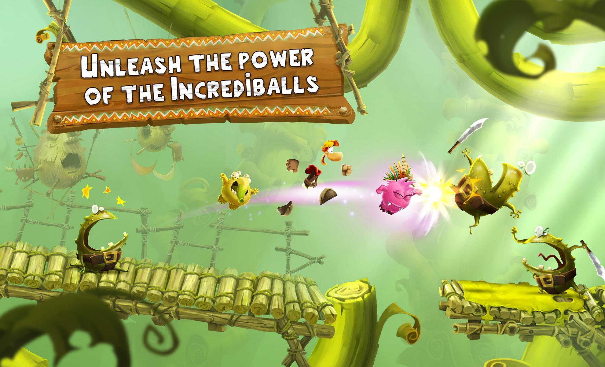 Rayman Adventures 3.9.1c Screenshot 18