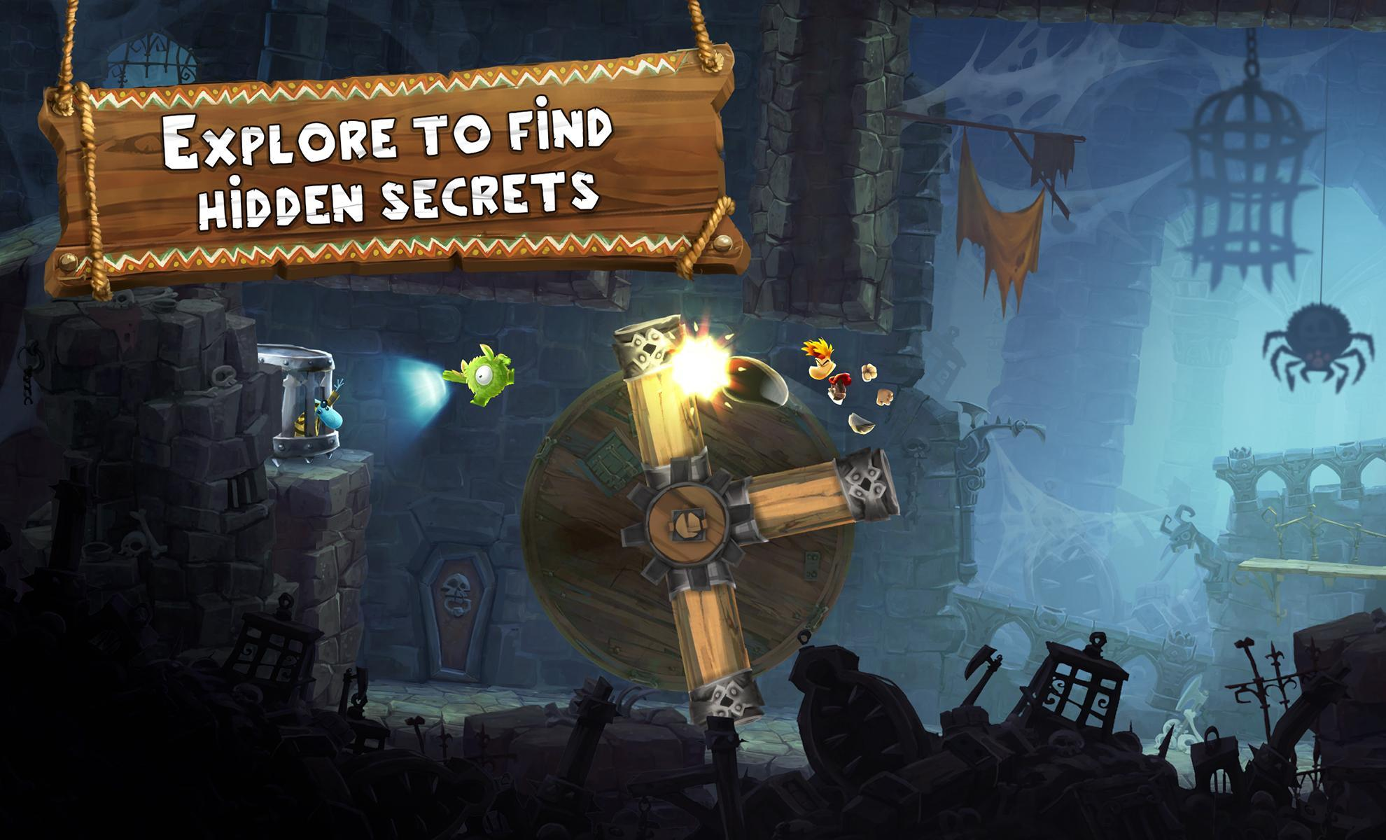Rayman Adventures 3.9.1c Screenshot 19