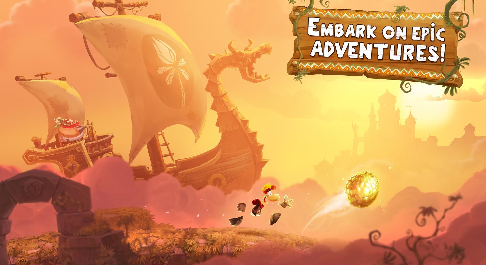 Rayman Adventures 3.9.1c Screenshot 2