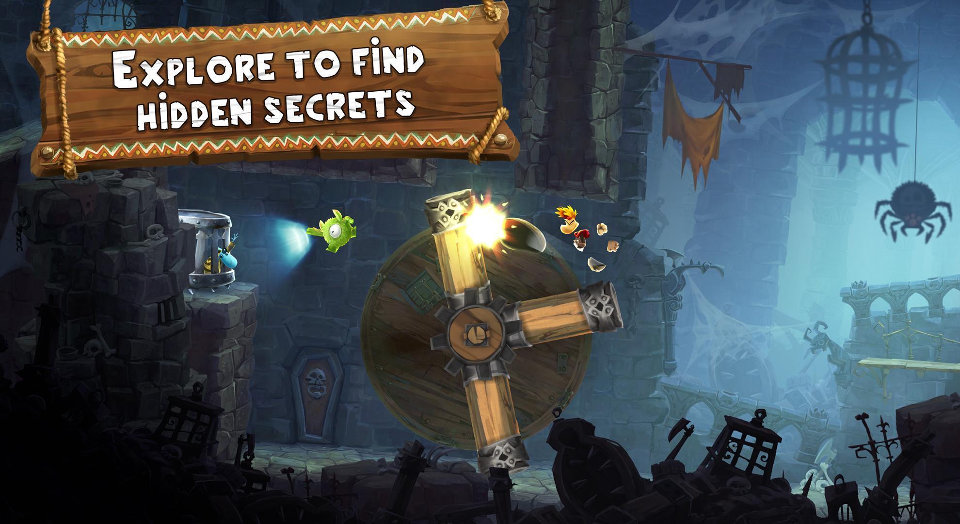 Rayman Adventures 3.9.1c Screenshot 5
