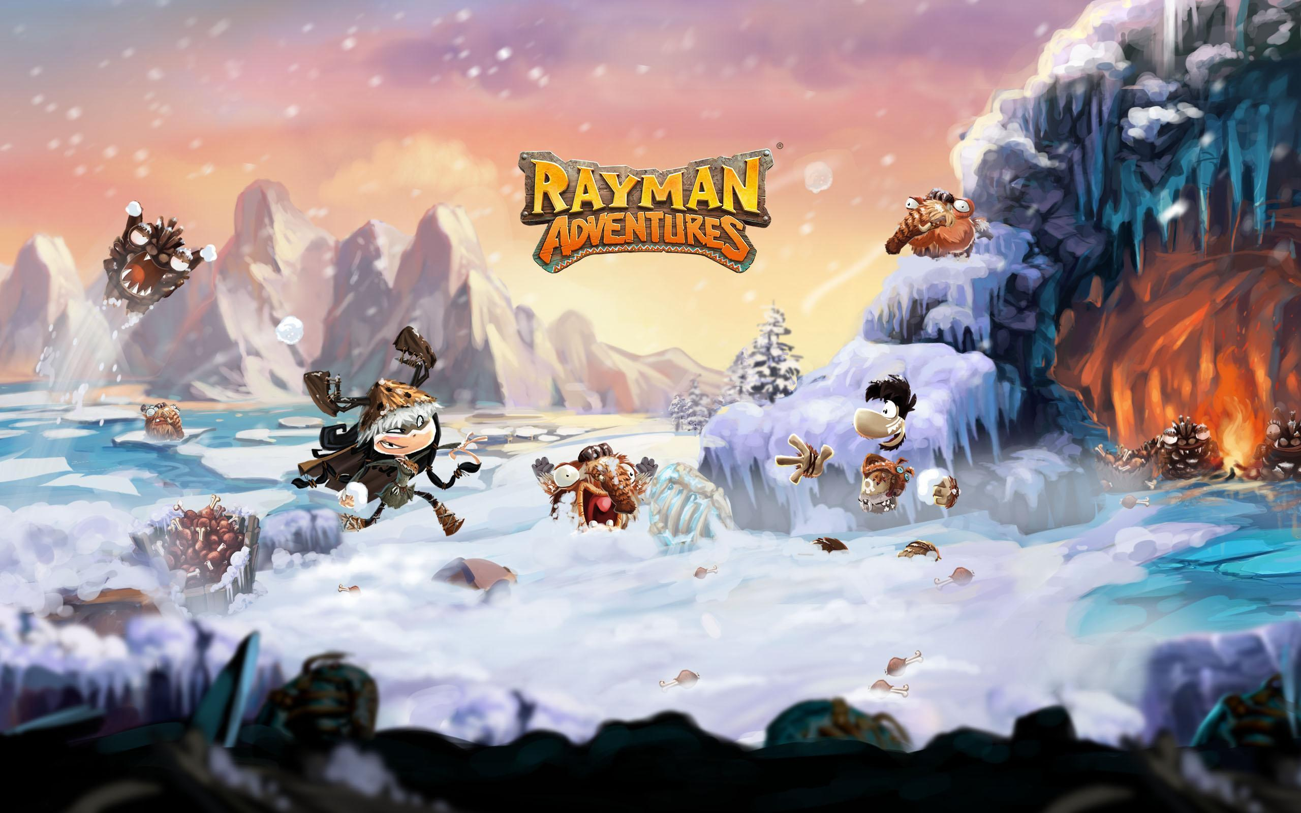 Rayman Adventures 3.9.1c Screenshot 8