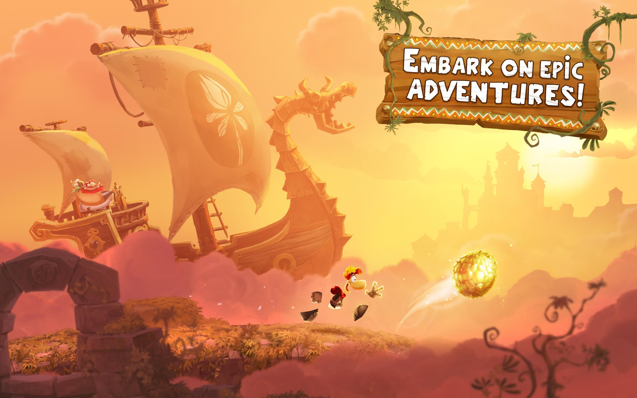 Rayman Adventures 3.9.1c Screenshot 9