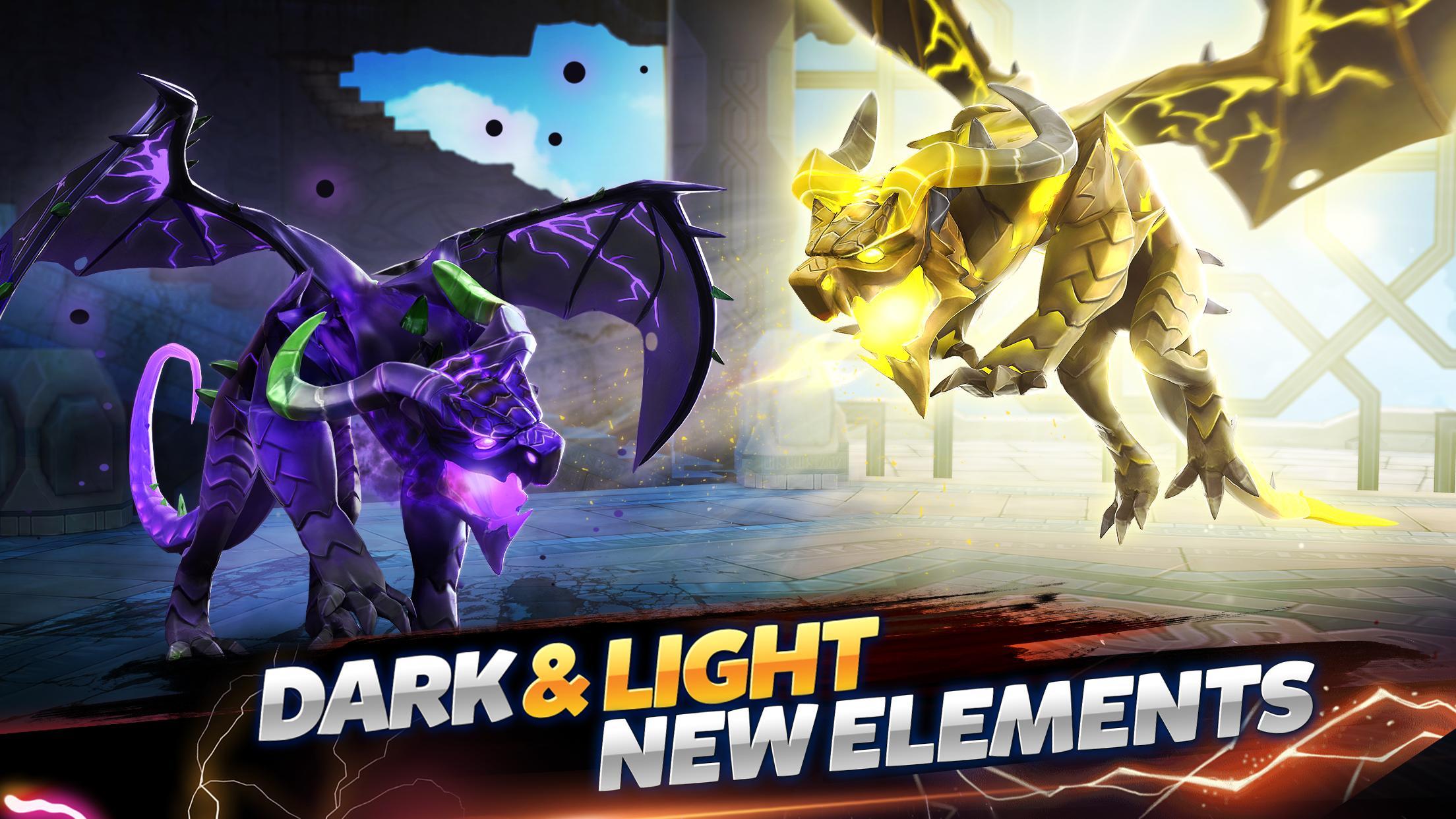 Might and Magic: Elemental Guardians – Battle RPG 2.90 Screenshot 1