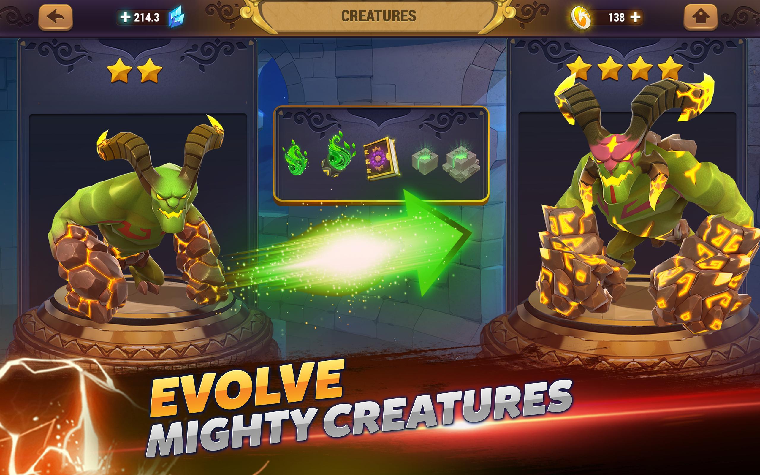 Might and Magic: Elemental Guardians – Battle RPG 2.90 Screenshot 13