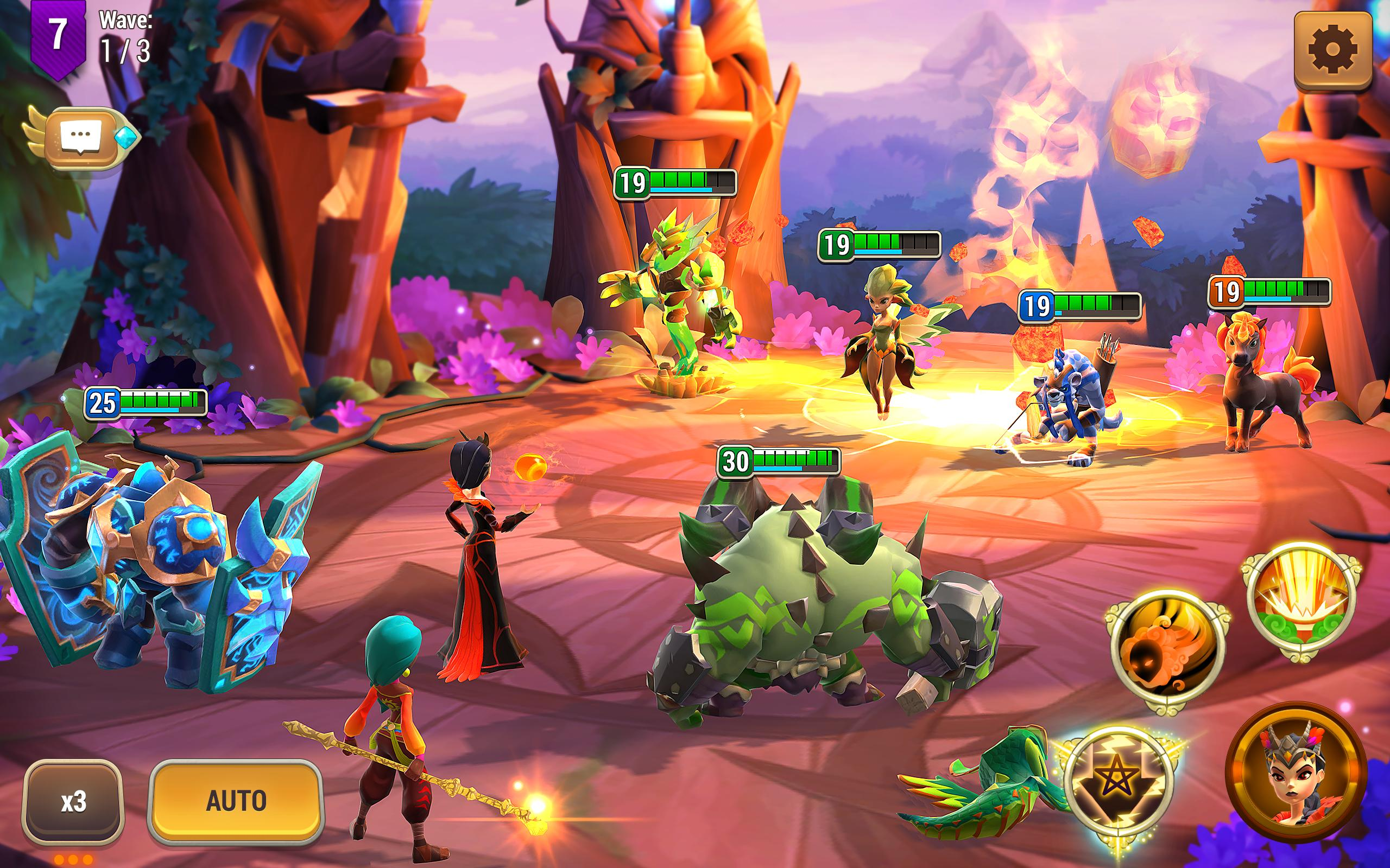 Might and Magic: Elemental Guardians – Battle RPG 2.90 Screenshot 15