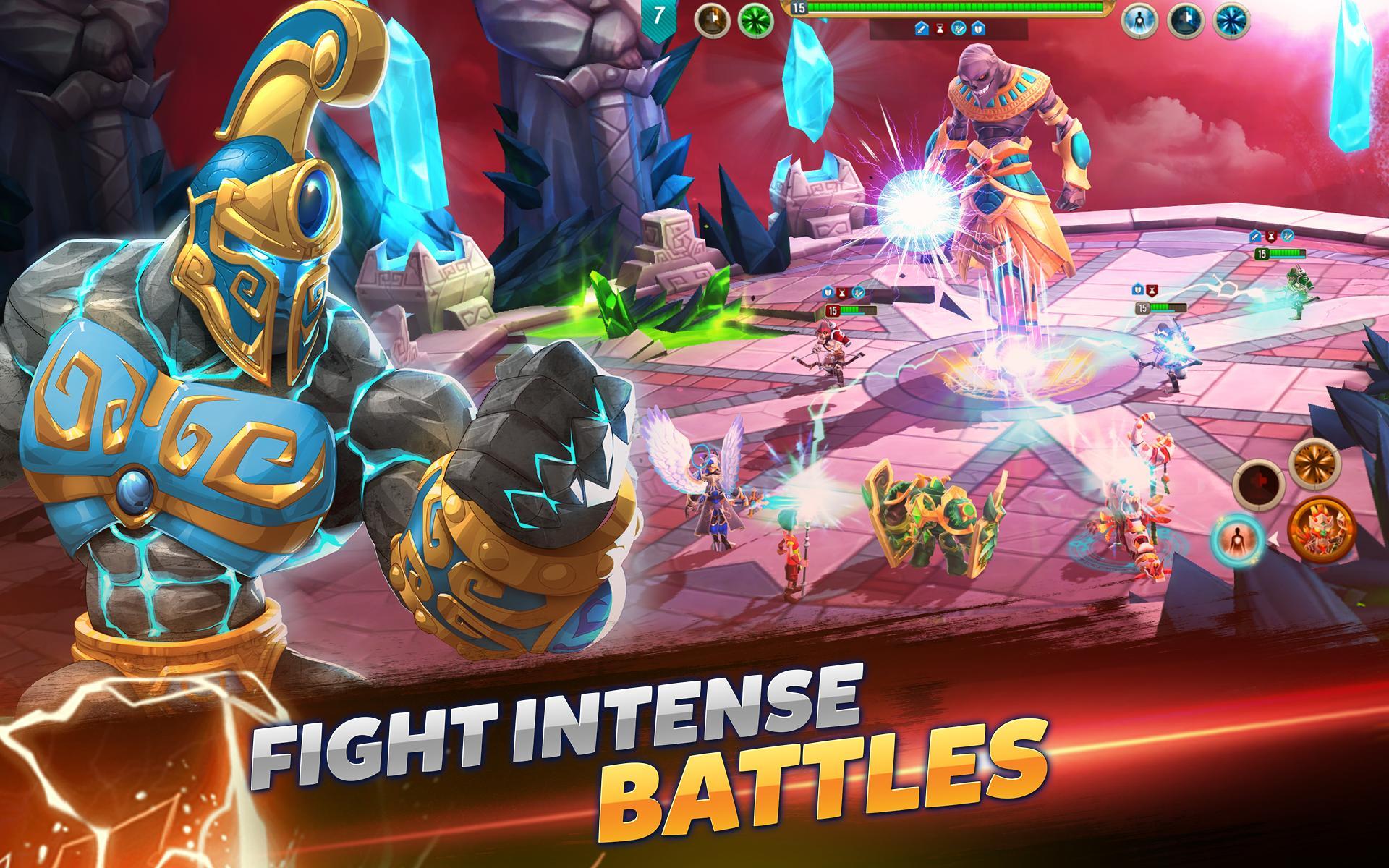 Might and Magic: Elemental Guardians – Battle RPG 2.90 Screenshot 16