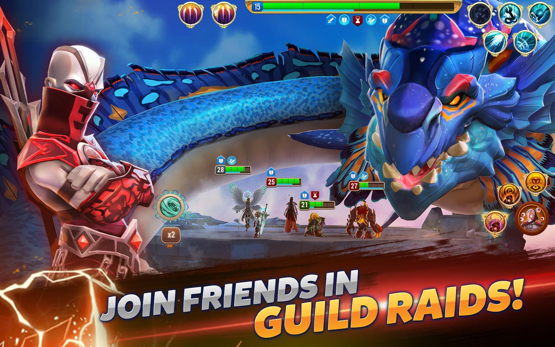 Might and Magic: Elemental Guardians – Battle RPG 2.90 Screenshot 17
