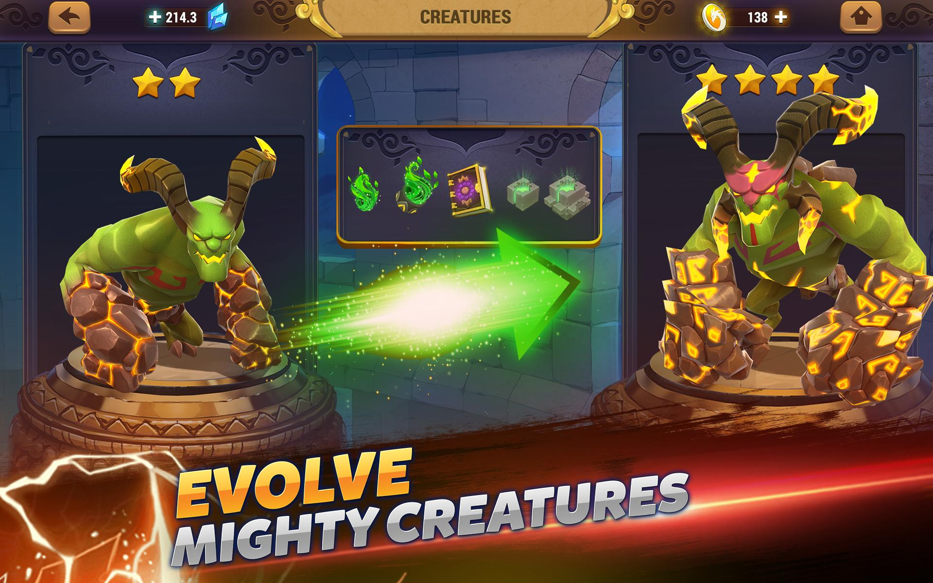Might and Magic: Elemental Guardians – Battle RPG 2.90 Screenshot 20