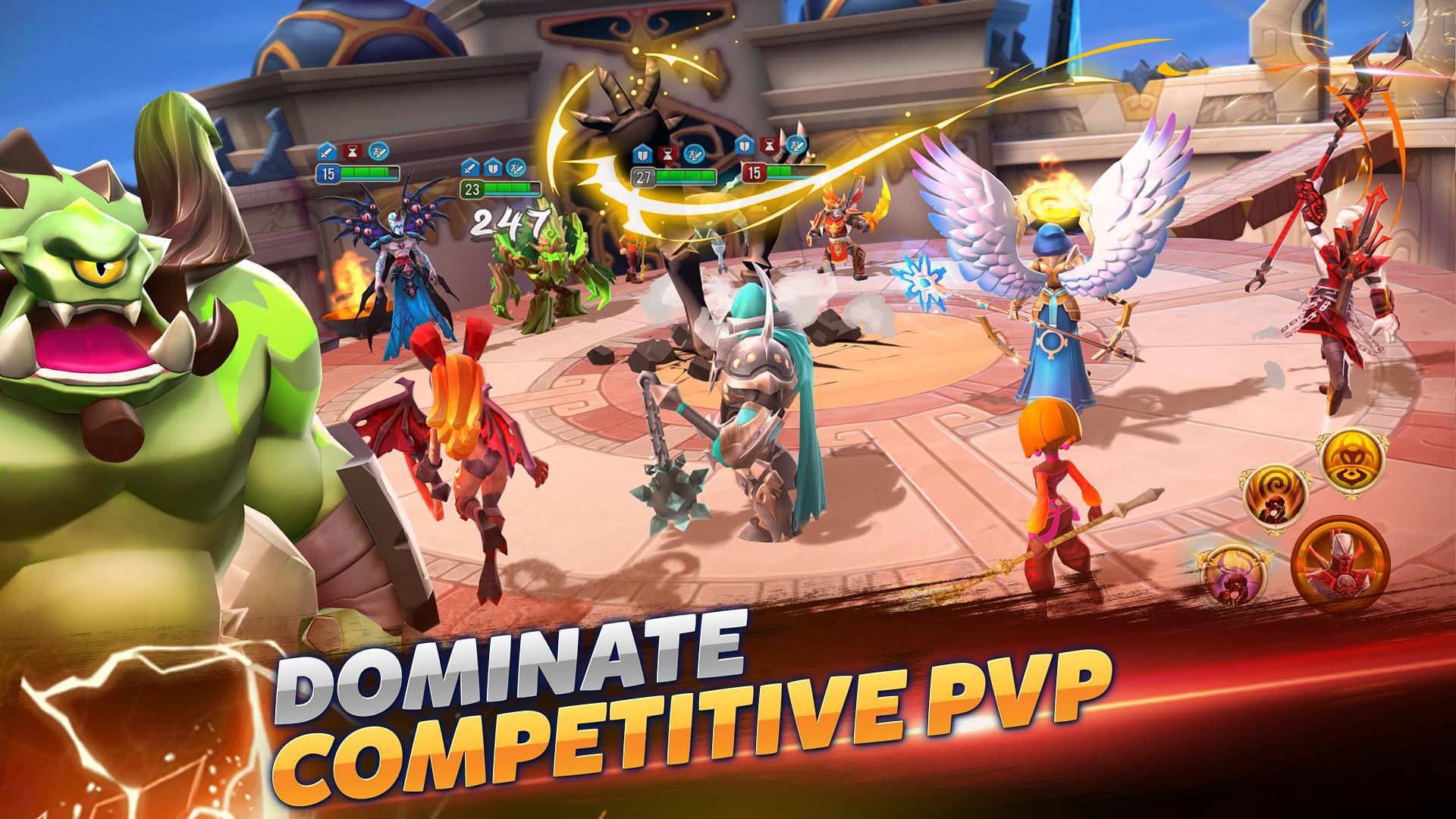 Might and Magic: Elemental Guardians – Battle RPG 2.90 Screenshot 4