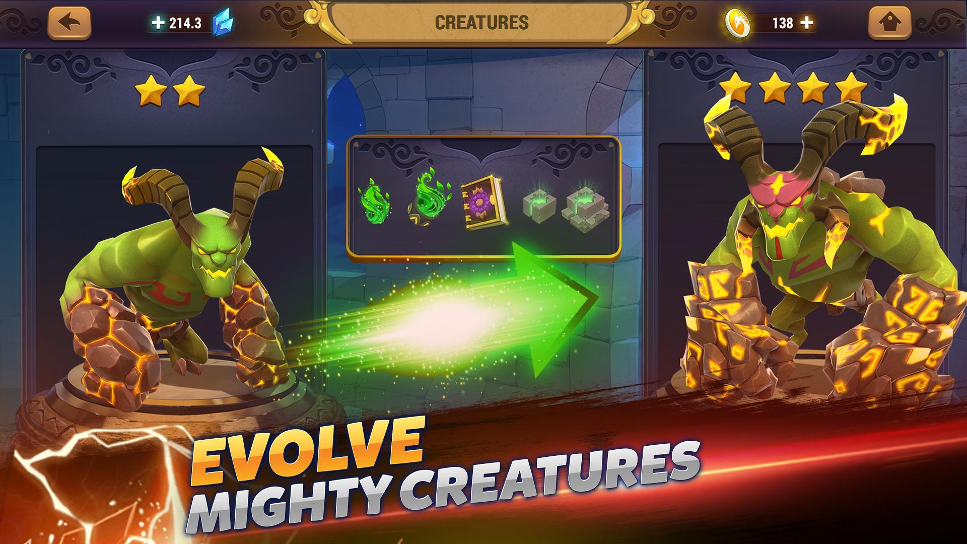 Might and Magic: Elemental Guardians – Battle RPG 2.90 Screenshot 6