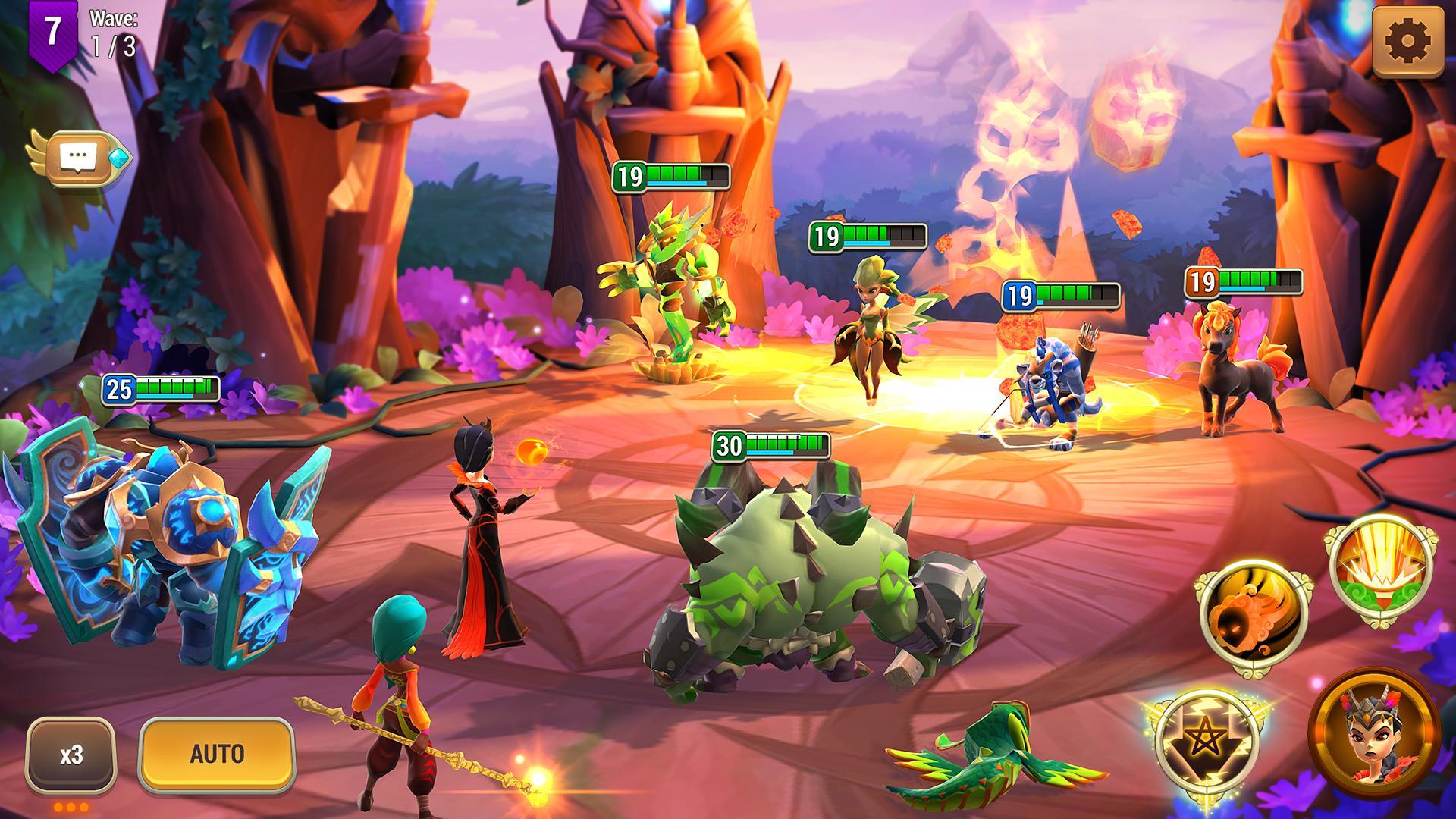 Might and Magic: Elemental Guardians – Battle RPG 2.90 Screenshot 8