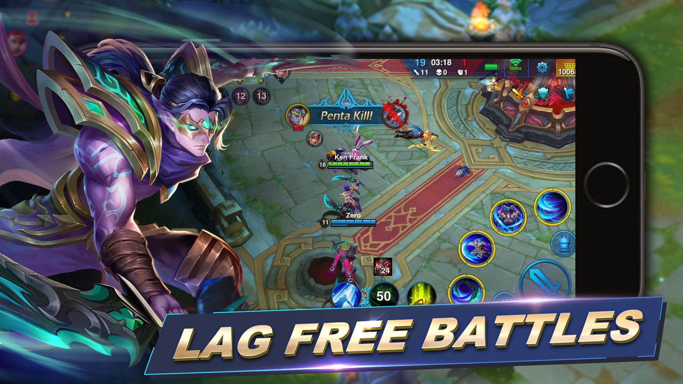 Heroes Arena 2.2.39 Screenshot 2