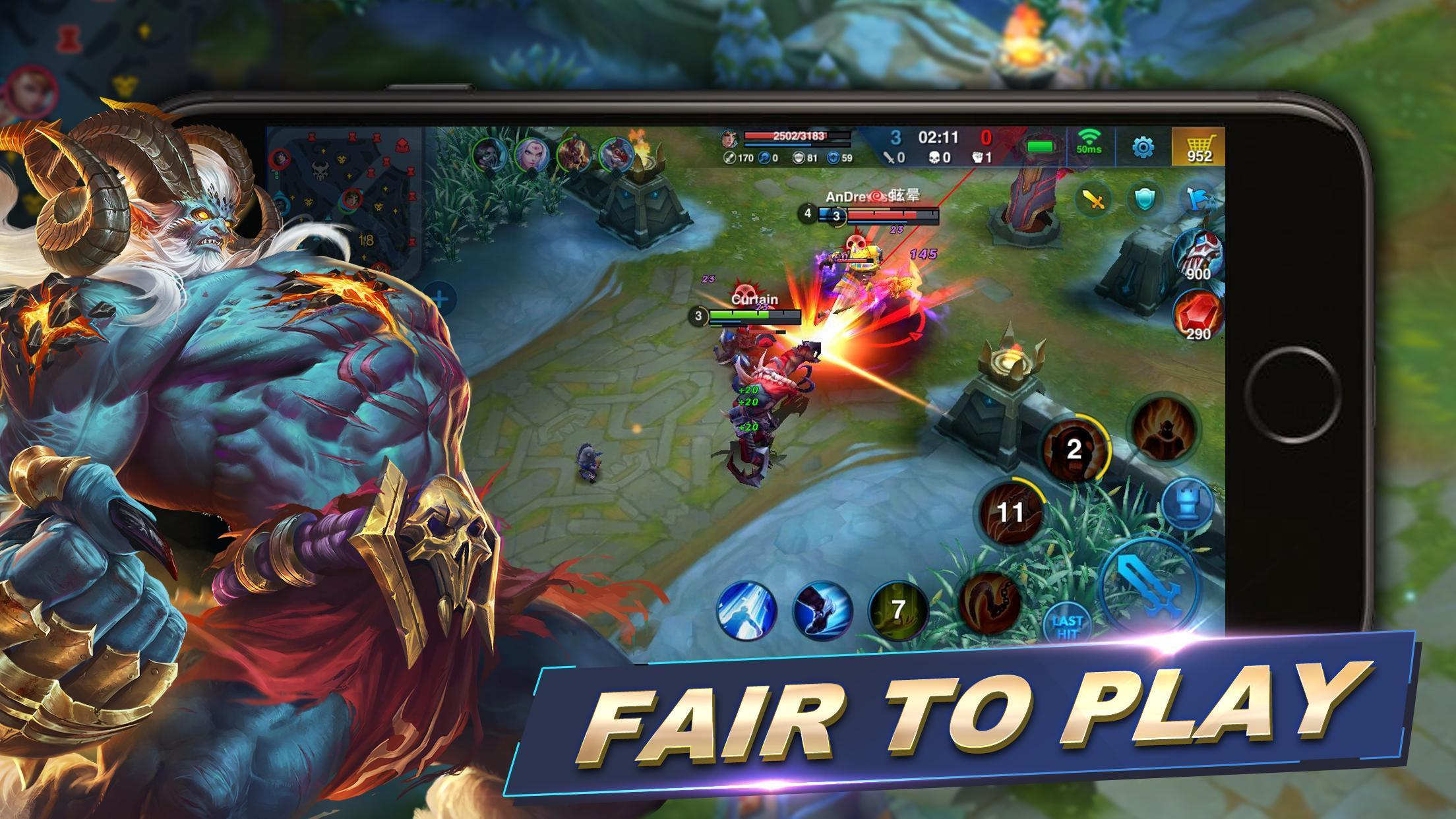 Heroes Arena 2.2.39 Screenshot 4
