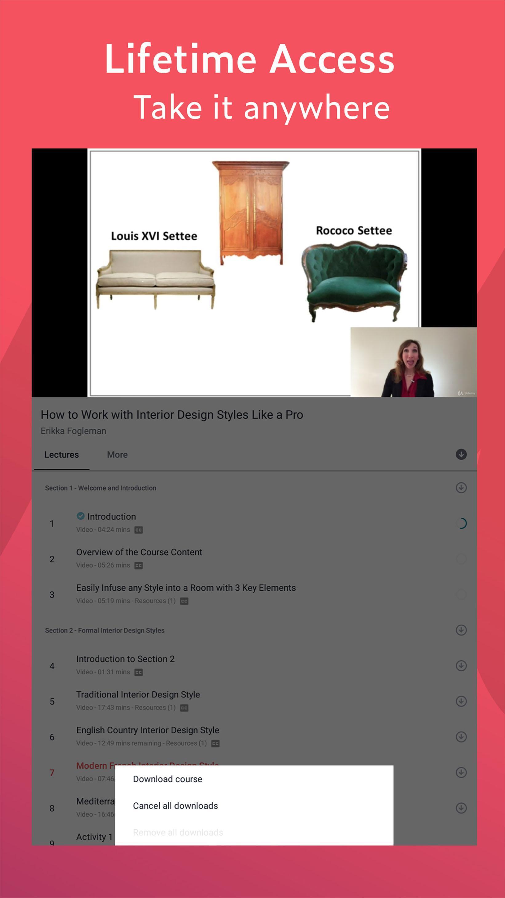 Udemy Online Courses 5.5.2 Screenshot 10