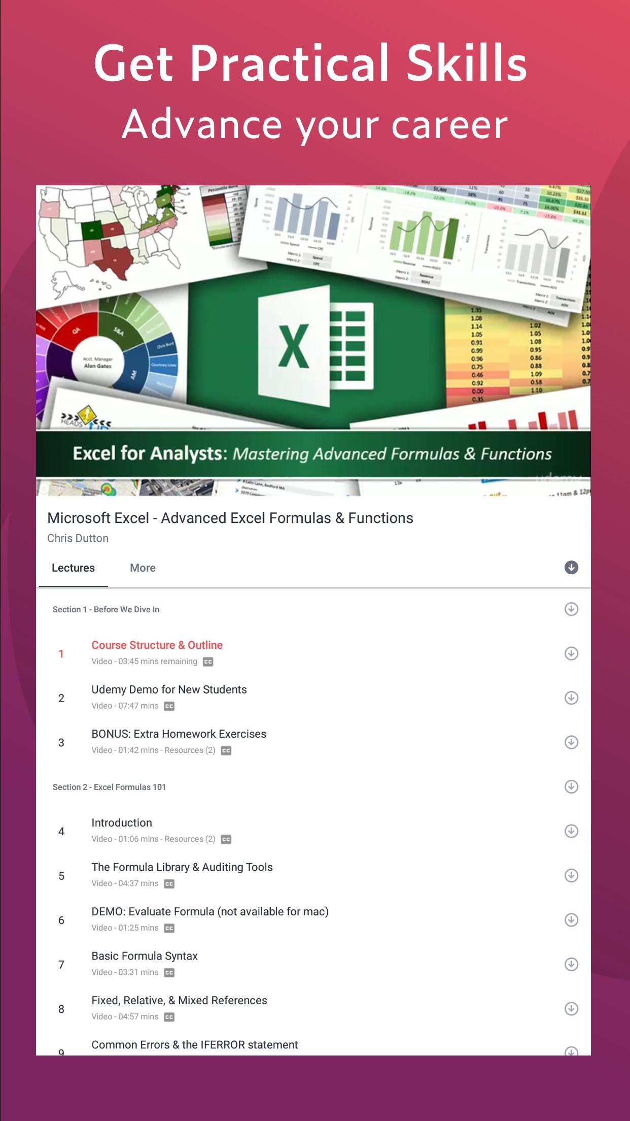 Udemy Online Courses 5.5.2 Screenshot 12