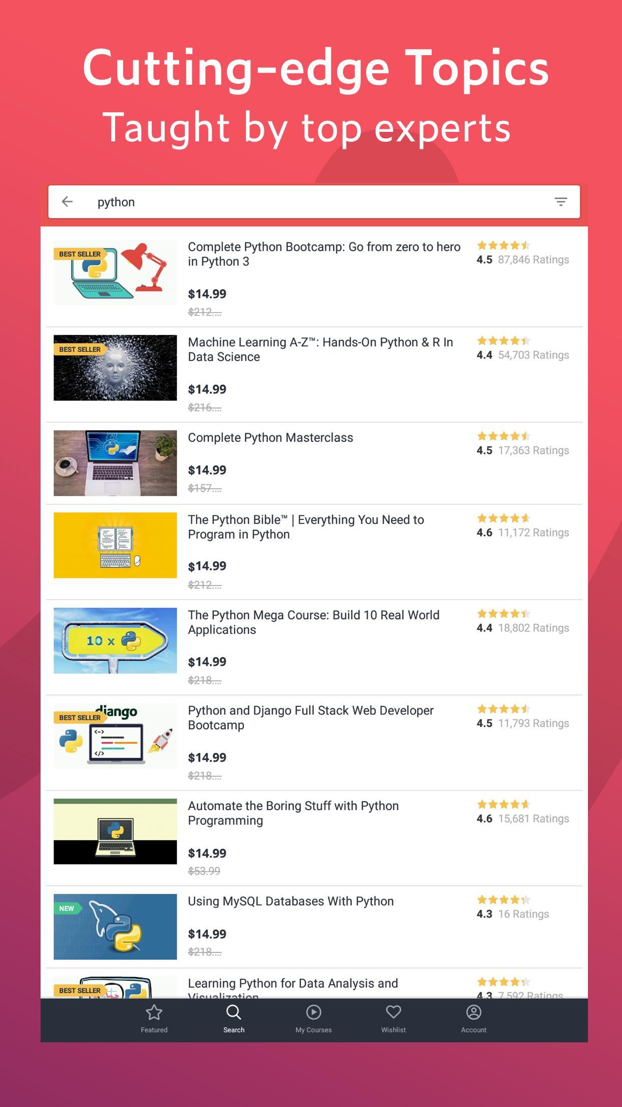Udemy Online Courses 5.5.2 Screenshot 14