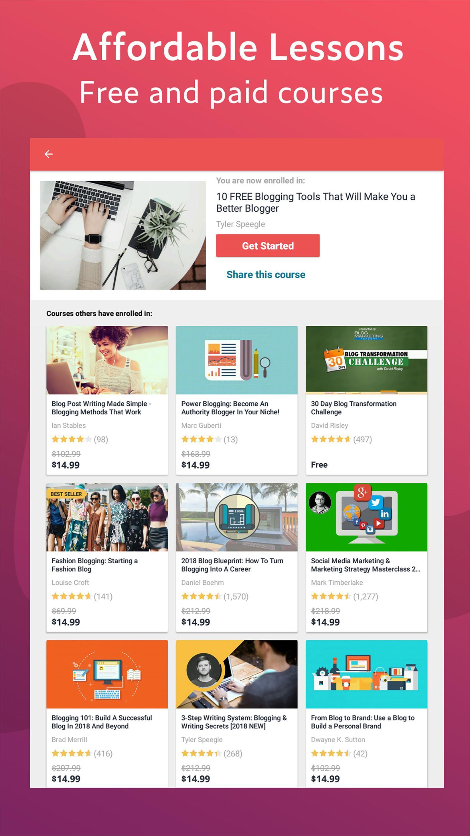 Udemy Online Courses 5.5.2 Screenshot 8