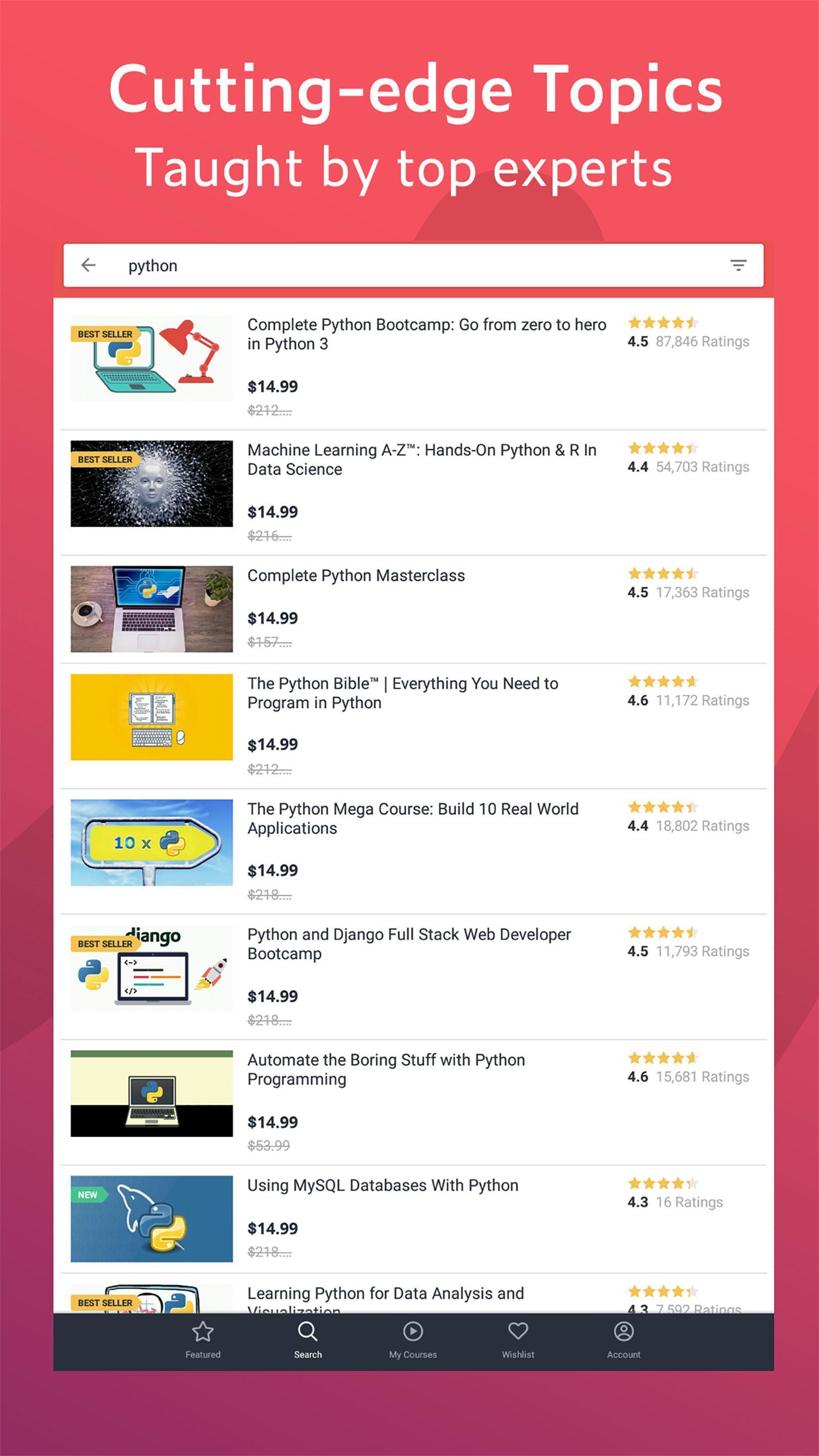 Udemy Online Courses 5.5.2 Screenshot 9