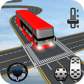 Impossible Bus Stunt Driving Game: Bus Stunt 3D app icon