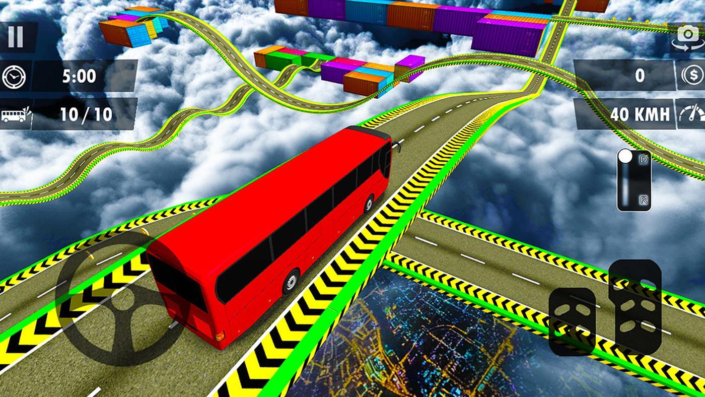 Impossible Bus Stunt Driving Game: Bus Stunt 3D 0.1 Screenshot 1