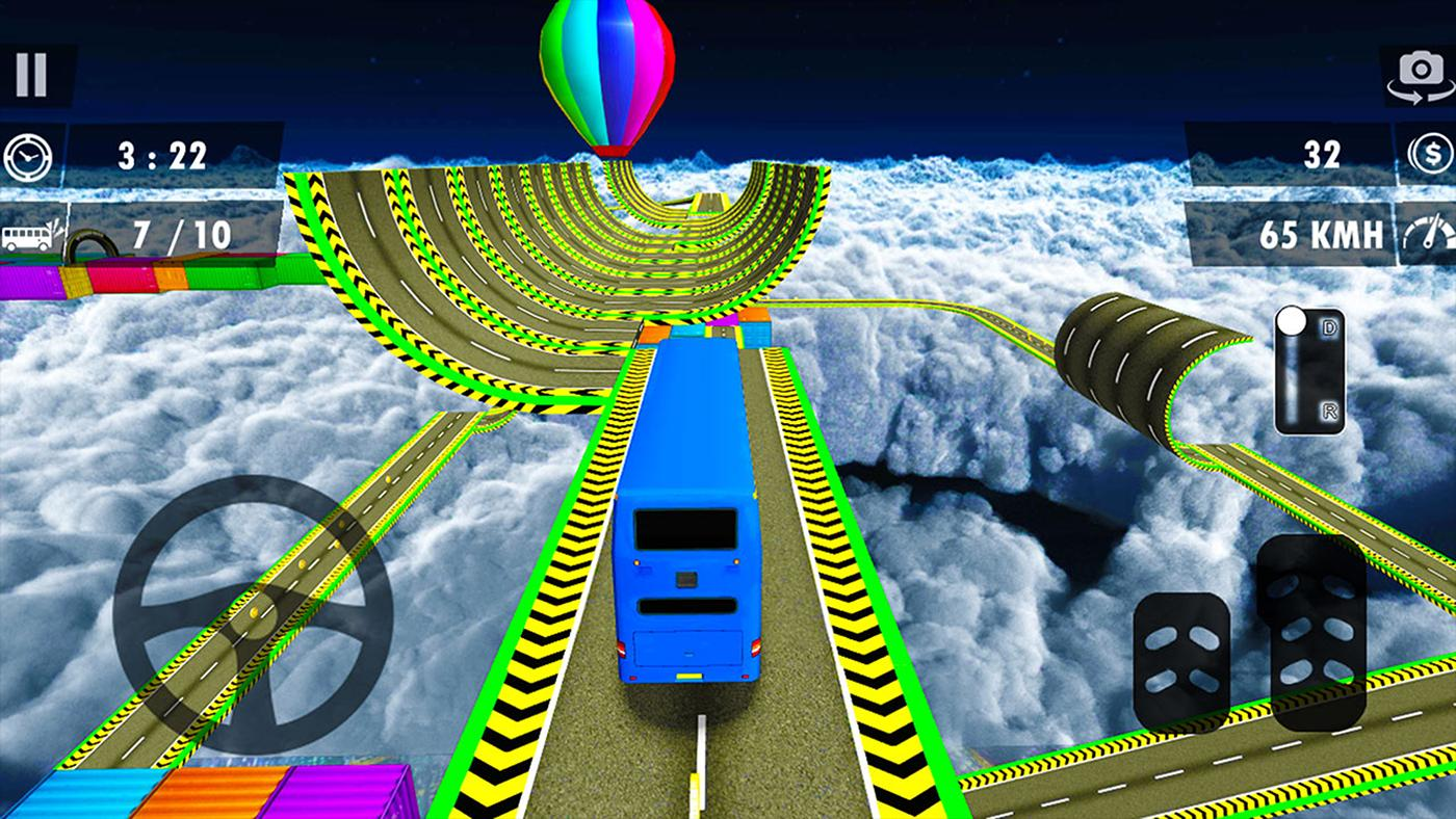 Impossible Bus Stunt Driving Game: Bus Stunt 3D 0.1 Screenshot 4